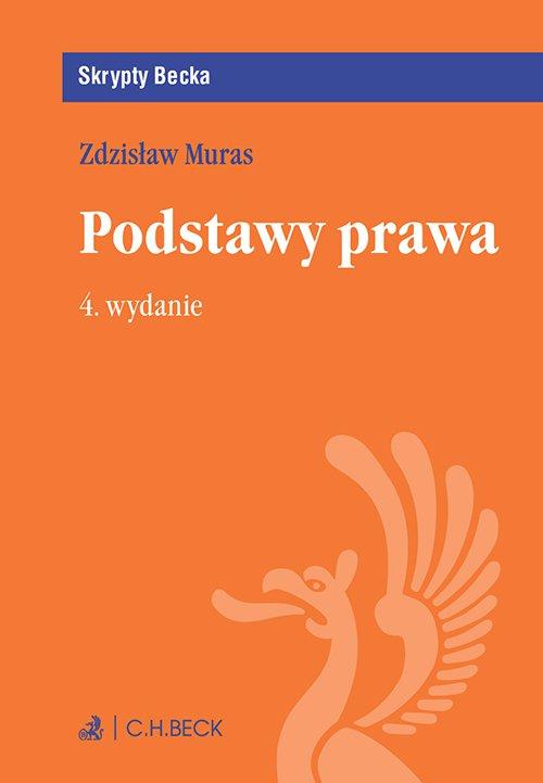 Podstawy prawa. Wydanie 4 - Ebook (Książka PDF) do pobrania w formacie PDF