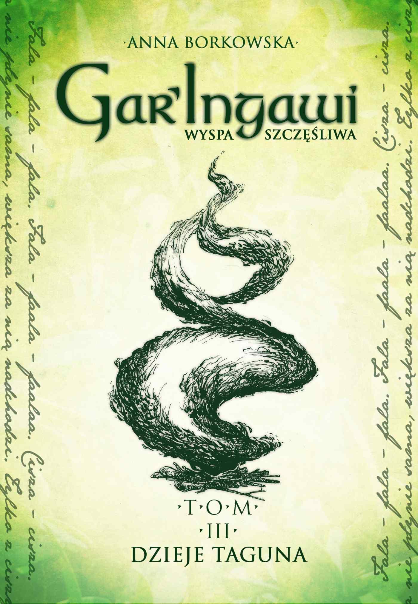 Gar'Ingawi. Wyspa szczęśliwa. Tom 3 - Ebook (Książka na Kindle) do pobrania w formacie MOBI