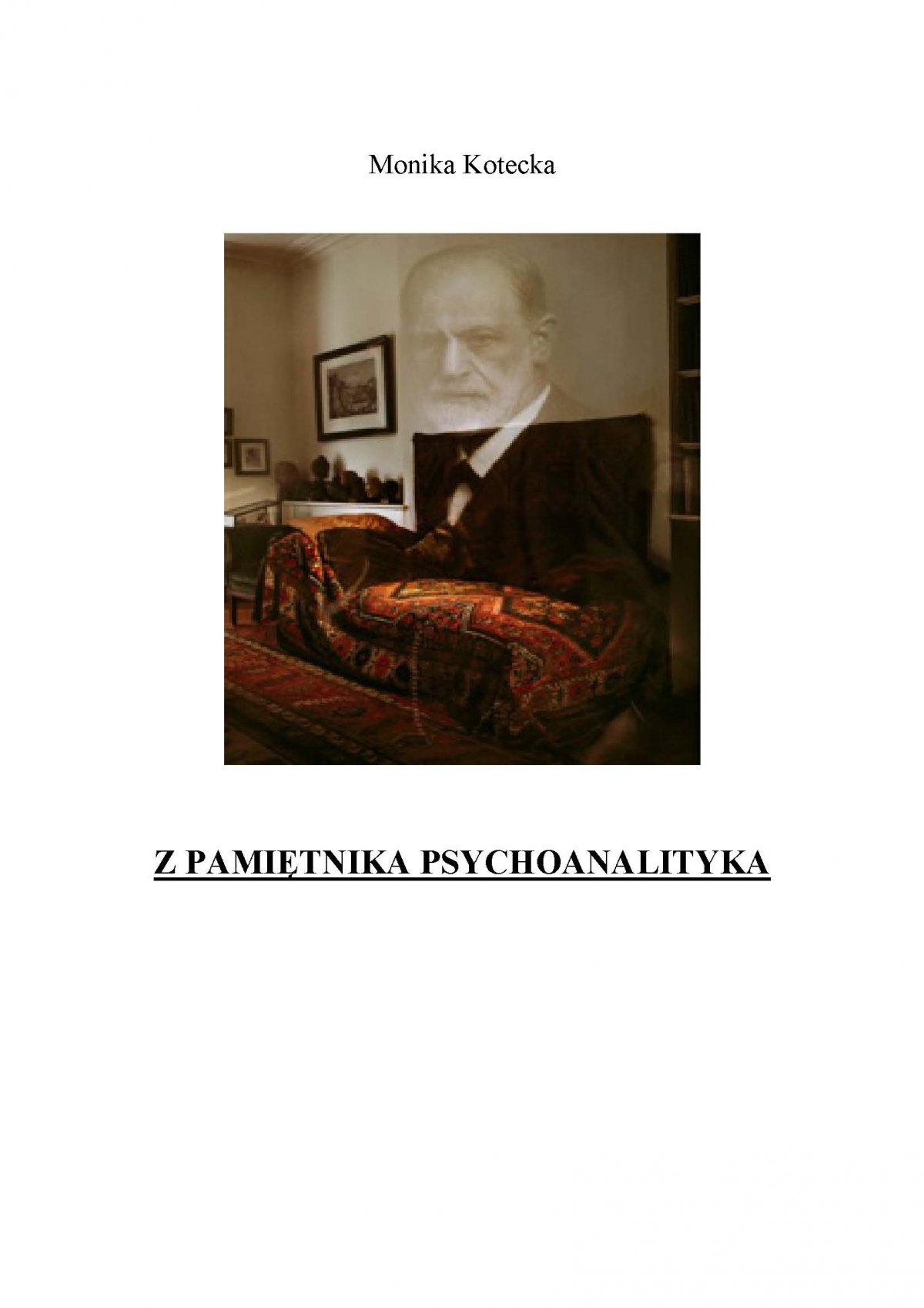 Z pamiętnika psychoanalityka - Ebook (Książka PDF) do pobrania w formacie PDF