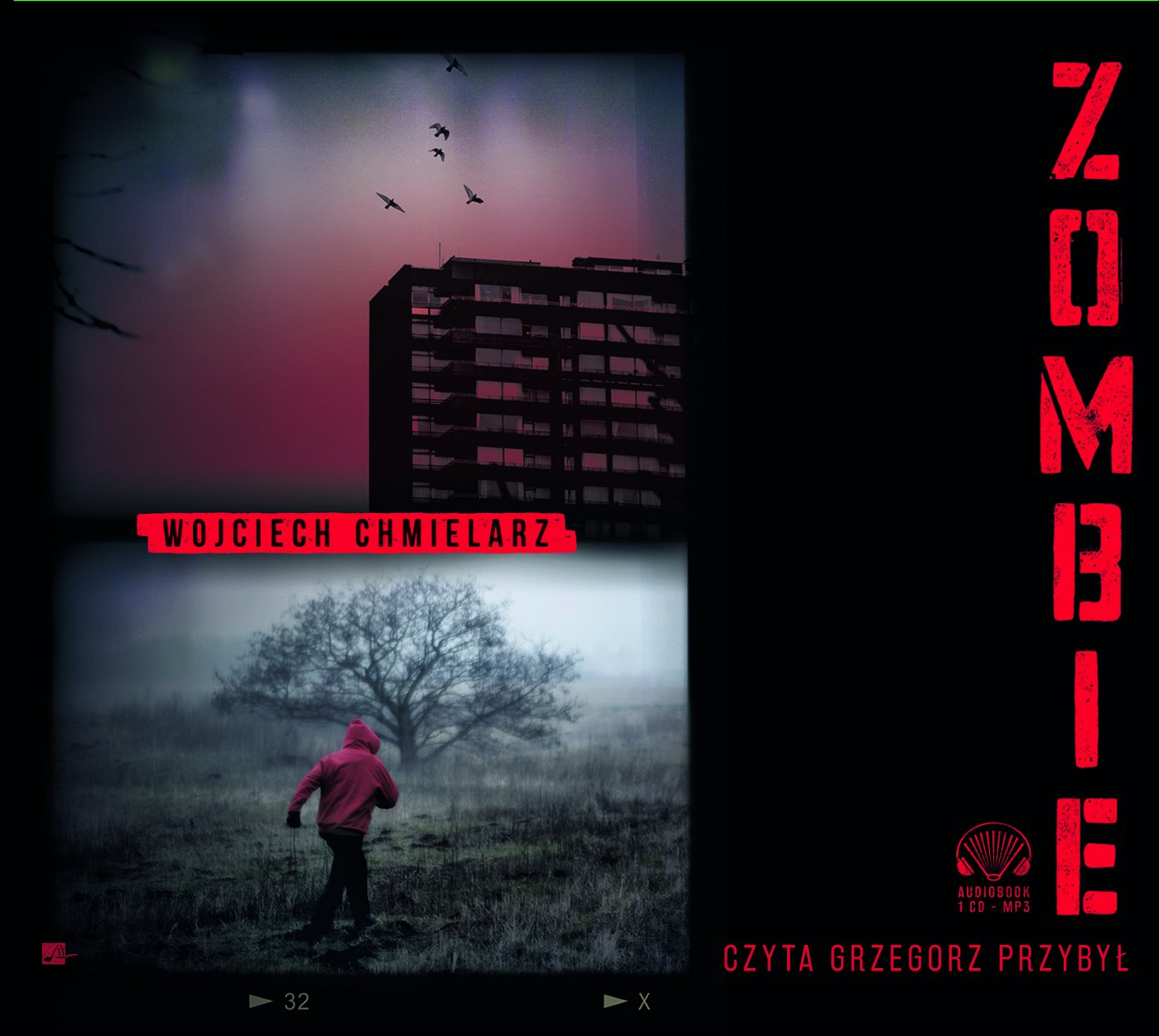 Zombie - Audiobook (Książka audio MP3) do pobrania w całości w archiwum ZIP