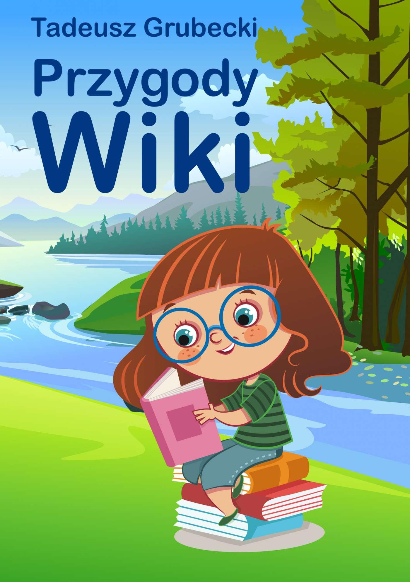 Przygody Wiki - Ebook (Książka na Kindle) do pobrania w formacie MOBI