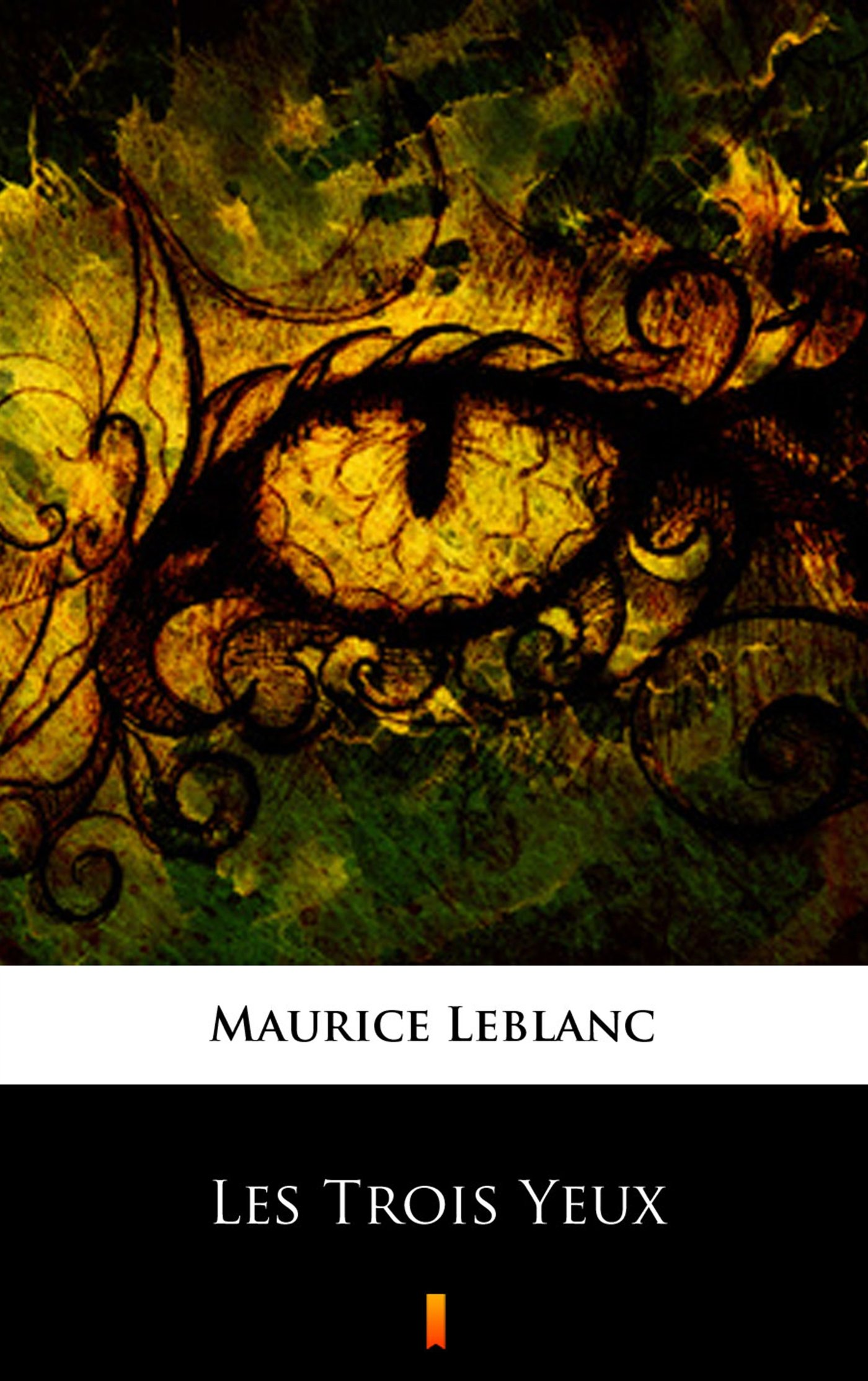 Les Trois Yeux - Ebook (Książka na Kindle) do pobrania w formacie MOBI