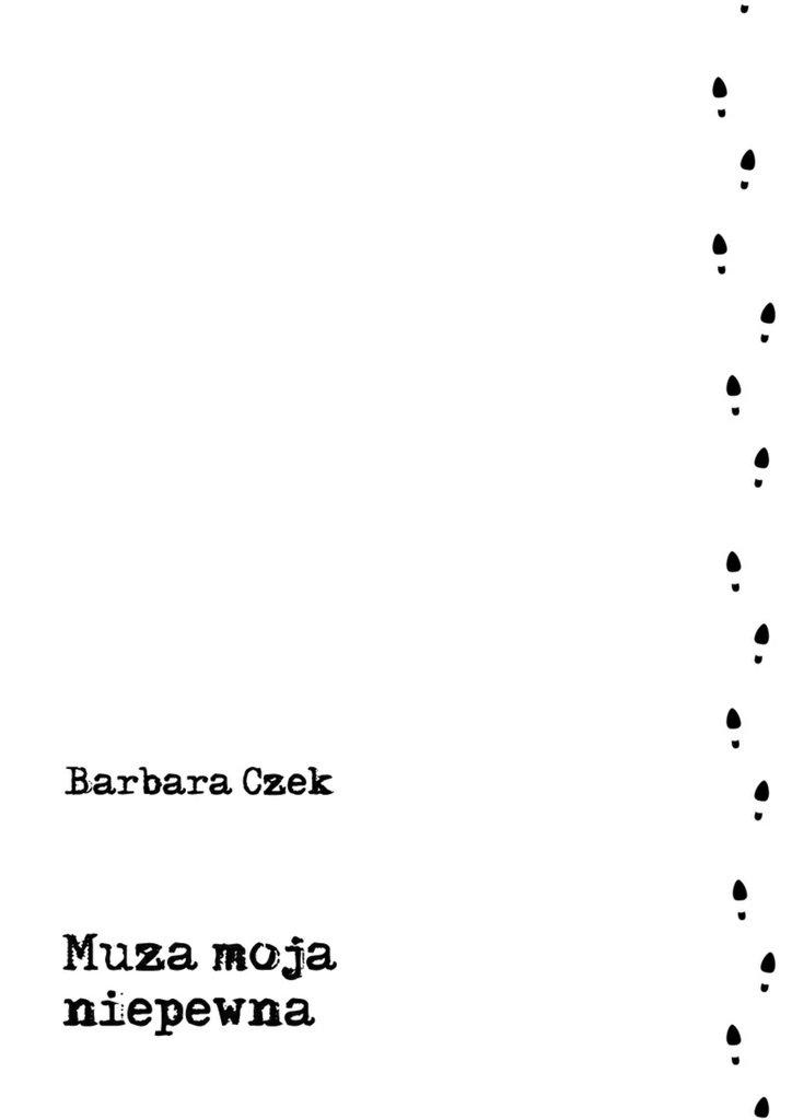 Muza moja niepewna - Ebook (Książka EPUB) do pobrania w formacie EPUB