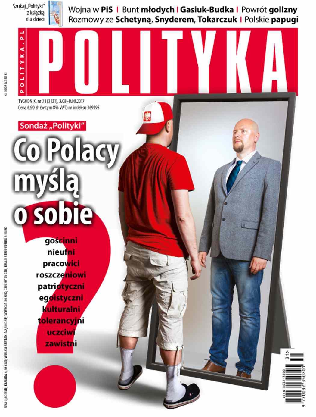 Polityka nr 31/2017 - Ebook (Książka PDF) do pobrania w formacie PDF