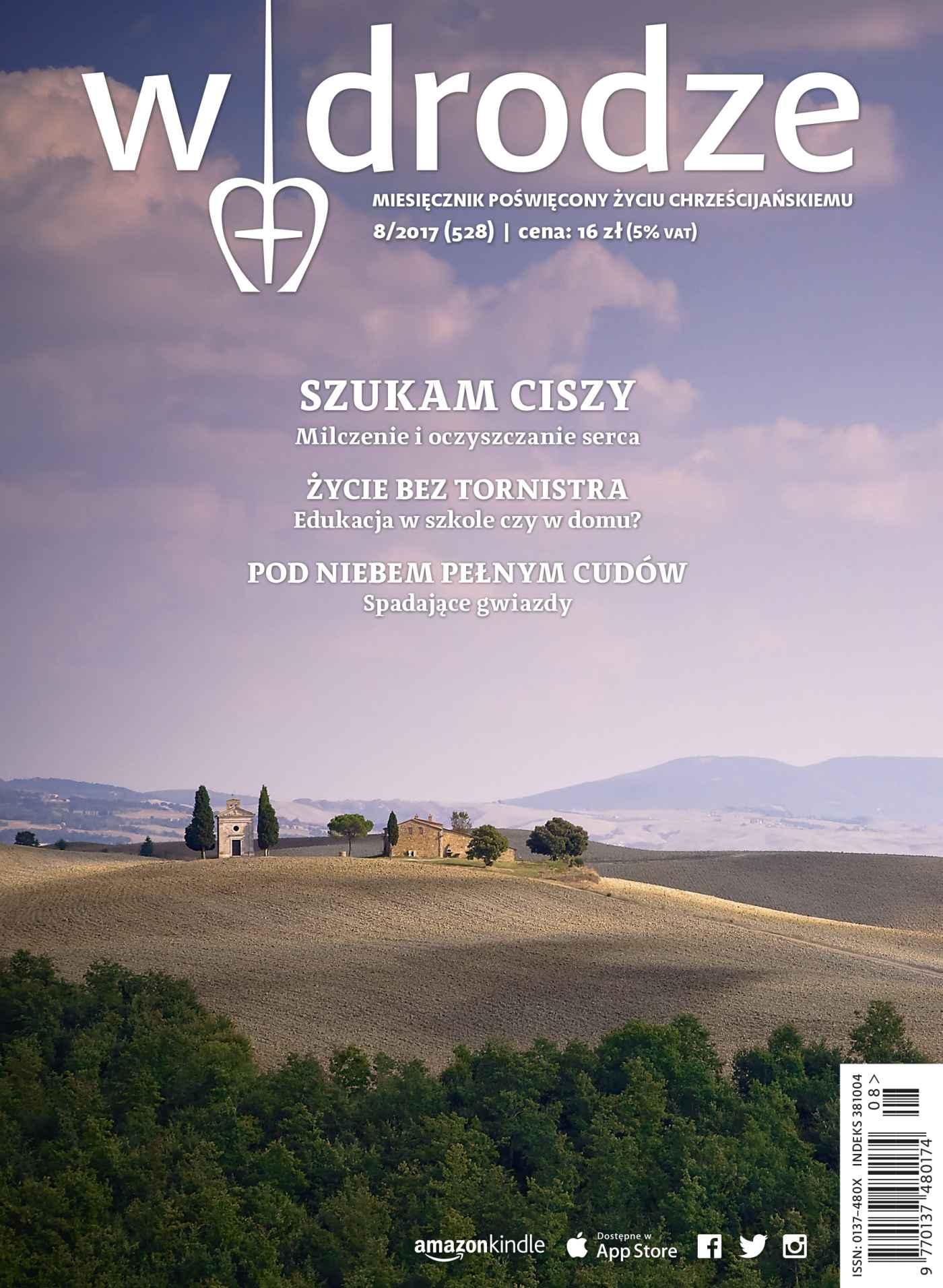 """Miesięcznik """"W drodze"""" nr 528 - Ebook (Książka EPUB) do pobrania w formacie EPUB"""