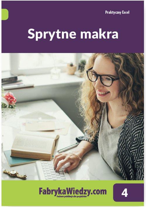 Sprytne makra - Ebook (Książka EPUB) do pobrania w formacie EPUB