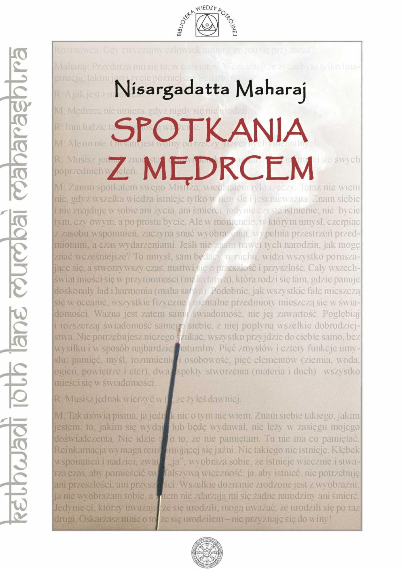 Spotkania z Mędrcem - Ebook (Książka PDF) do pobrania w formacie PDF