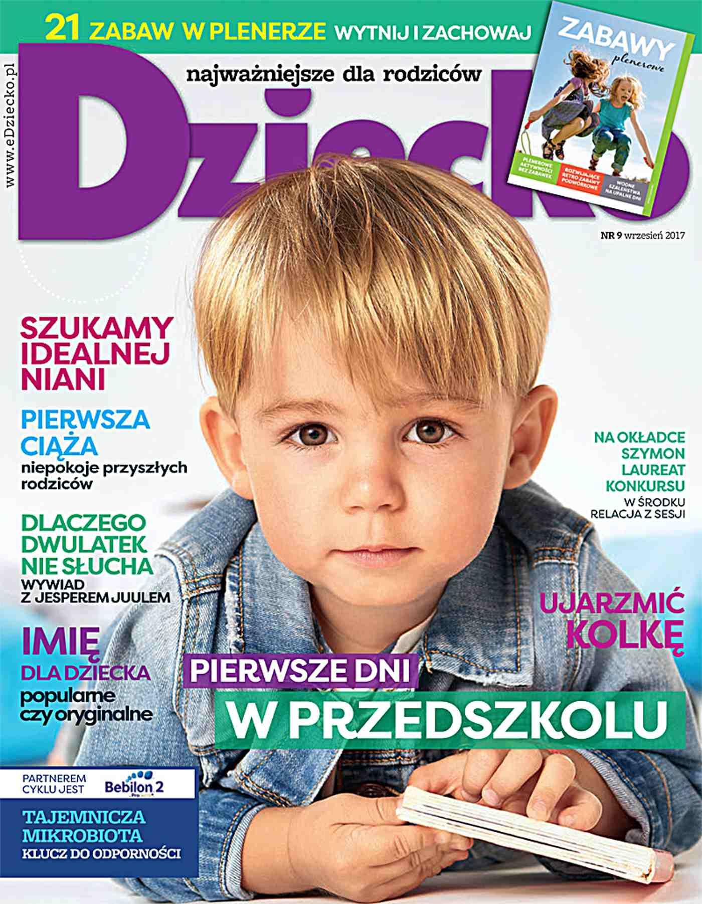 Dziecko 9/2017 - Ebook (Książka PDF) do pobrania w formacie PDF