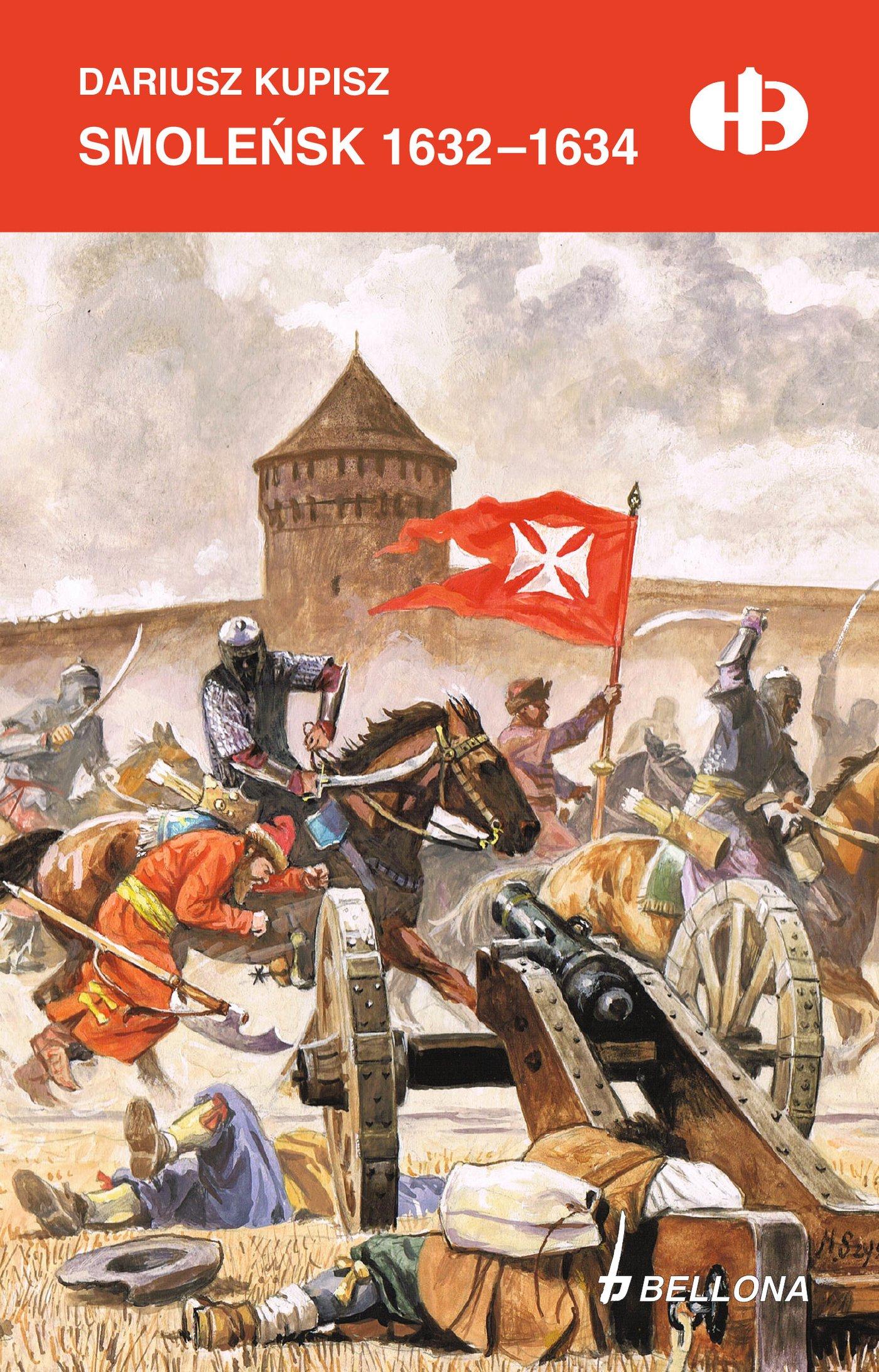 Smoleńsk 1632-1634 - Ebook (Książka na Kindle) do pobrania w formacie MOBI