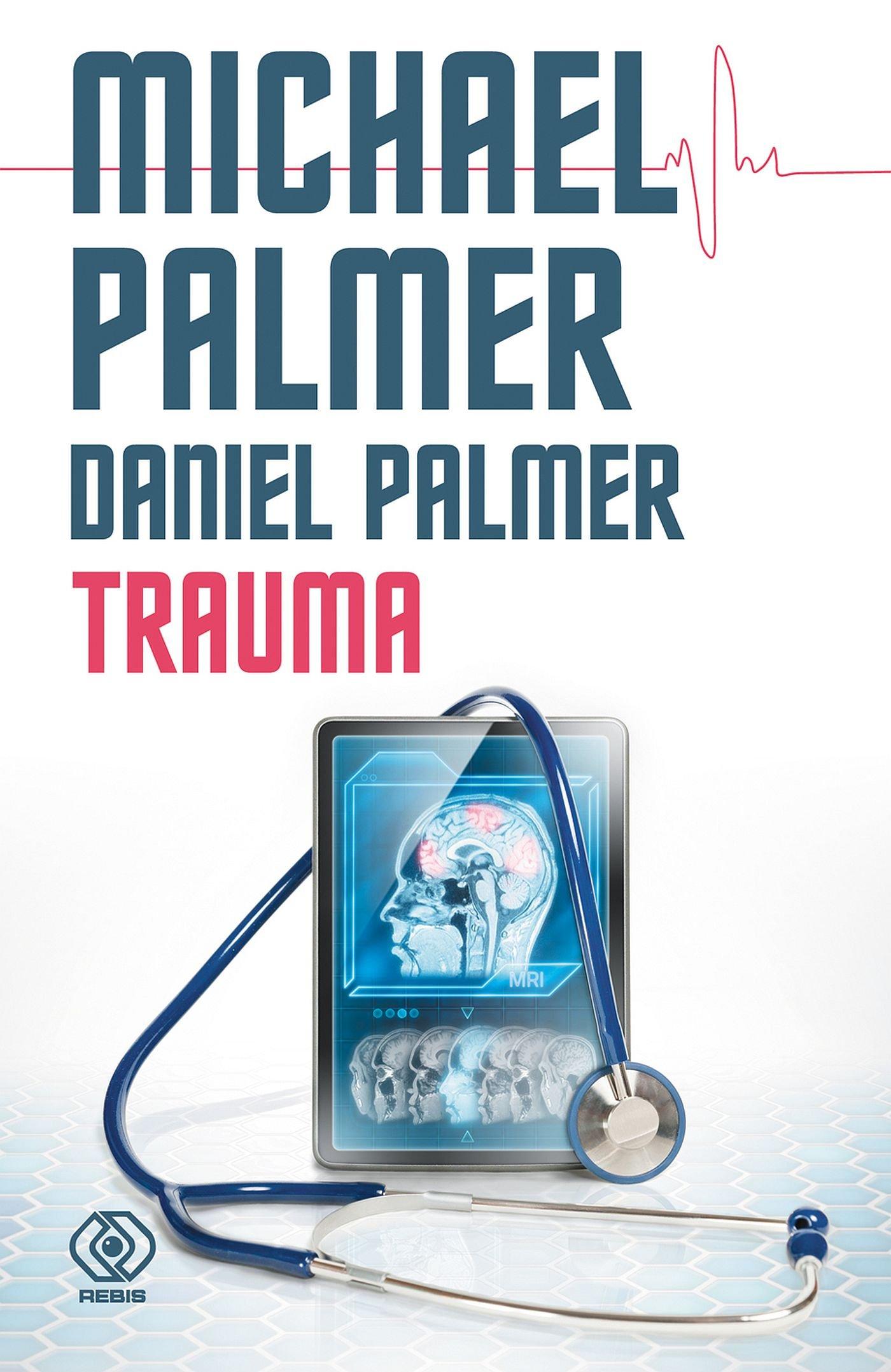 Trauma - Ebook (Książka na Kindle) do pobrania w formacie MOBI