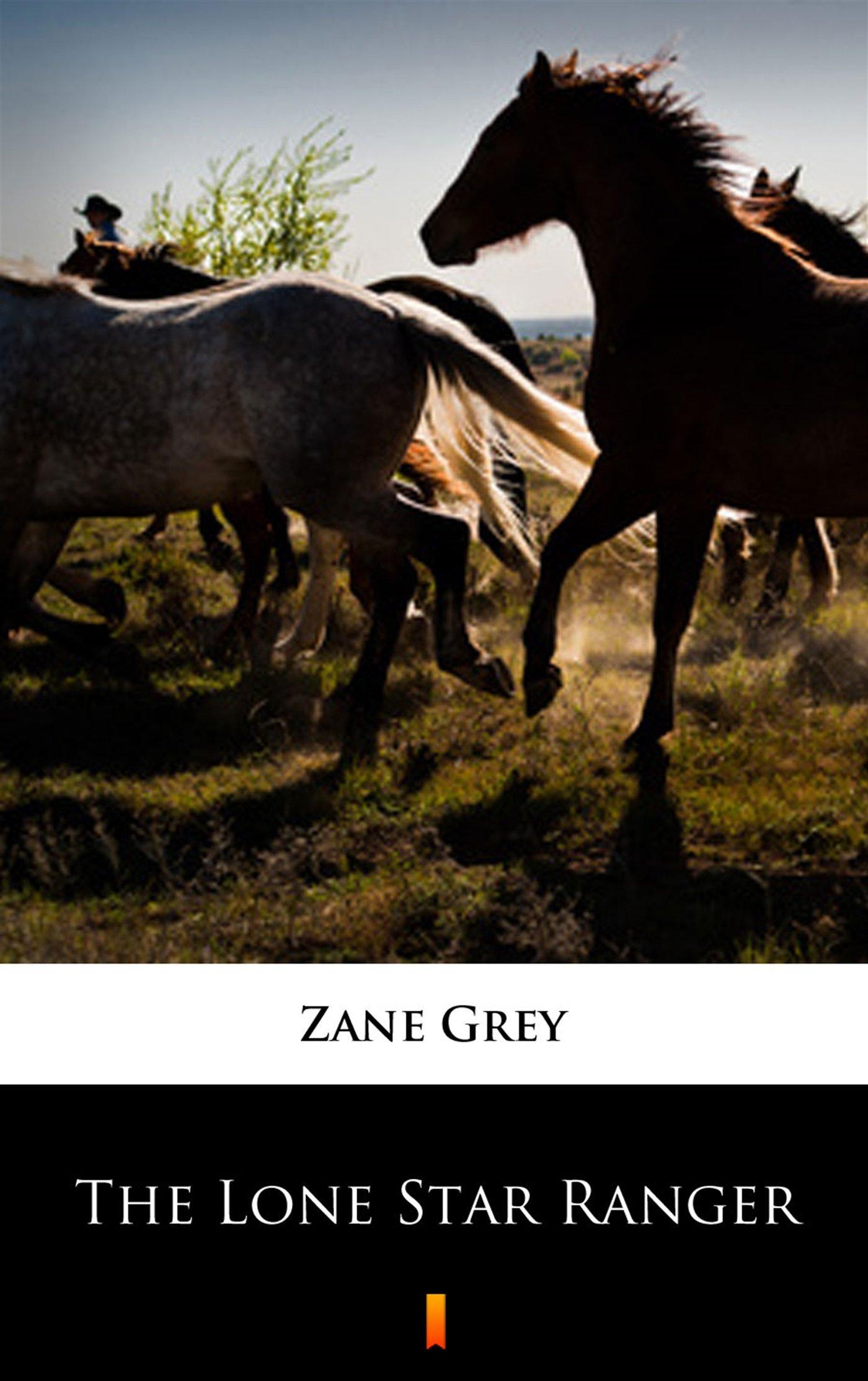 The Lone Star Ranger - Ebook (Książka na Kindle) do pobrania w formacie MOBI