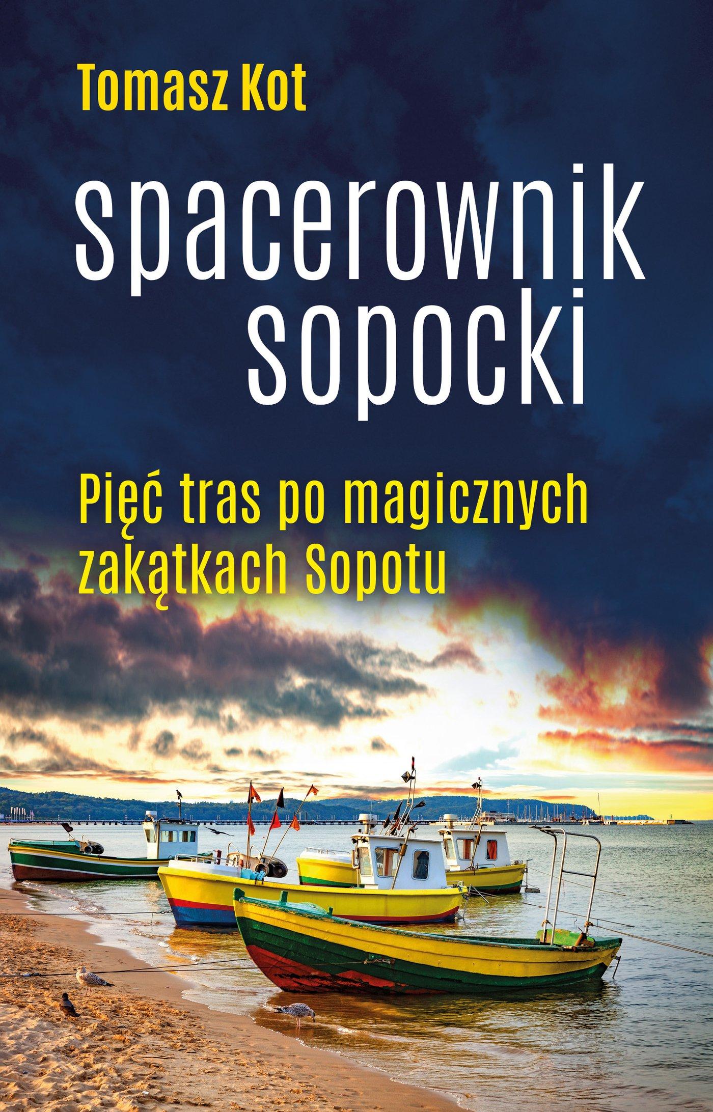 Spacerownik sopocki - Ebook (Książka na Kindle) do pobrania w formacie MOBI