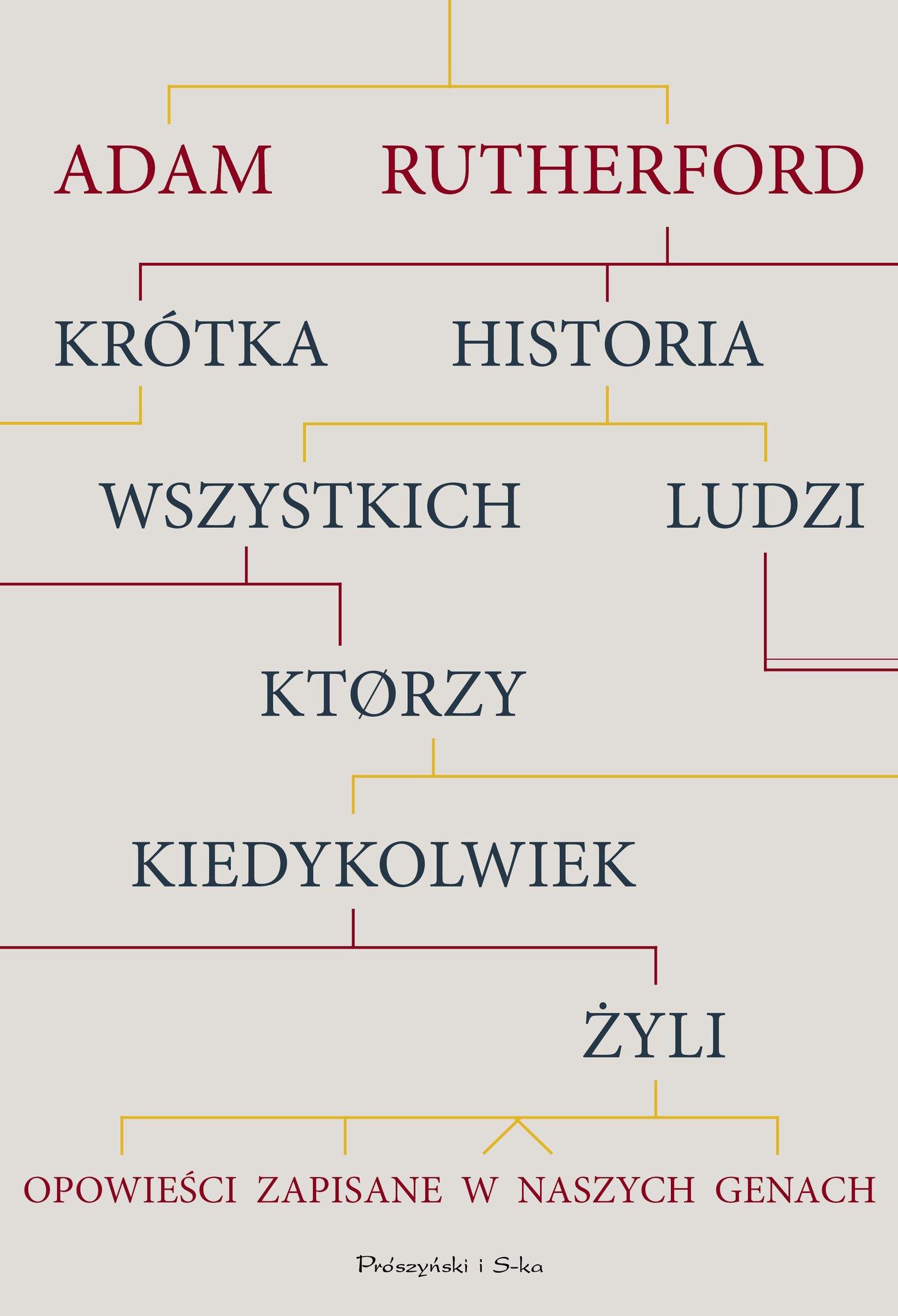 Krótka historia wszystkich ludzi, którzy kiedykolwiek żyli - Ebook (Książka na Kindle) do pobrania w formacie MOBI