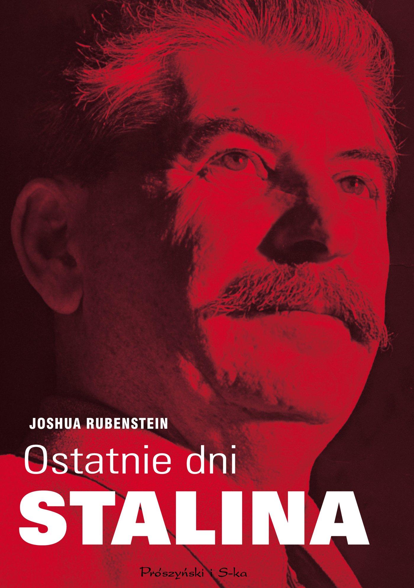 Ostatnie dni Stalina - Ebook (Książka na Kindle) do pobrania w formacie MOBI