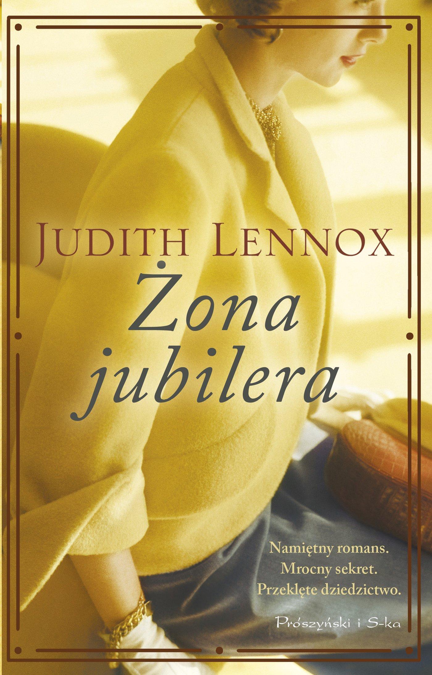 Żona jubilera - Ebook (Książka EPUB) do pobrania w formacie EPUB