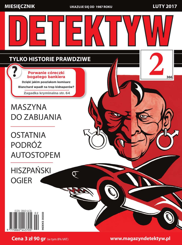 Detektyw 2/2017 - Ebook (Książka PDF) do pobrania w formacie PDF