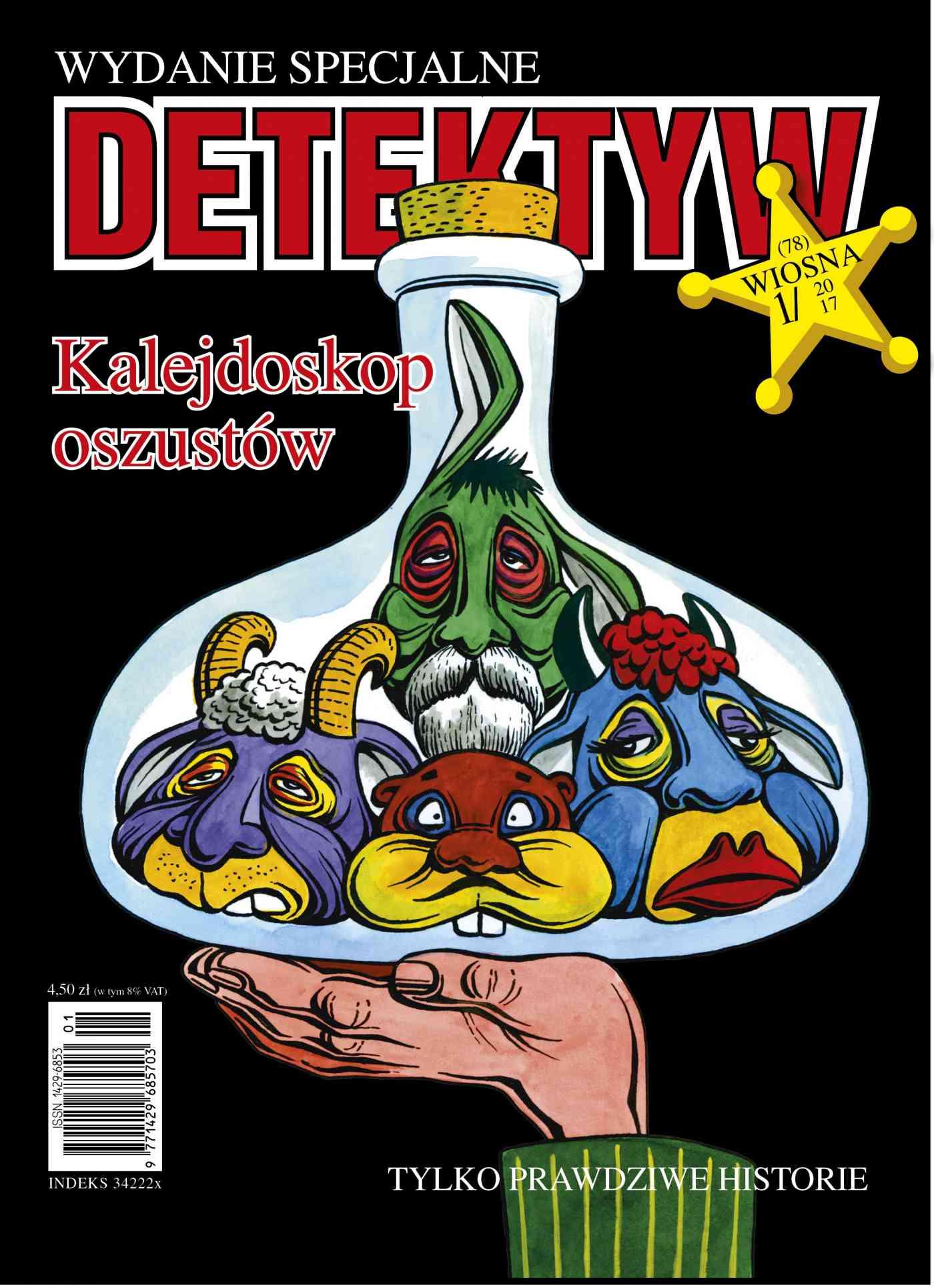 Detektyw - Wydanie Specjalne 1/2017 - Ebook (Książka PDF) do pobrania w formacie PDF