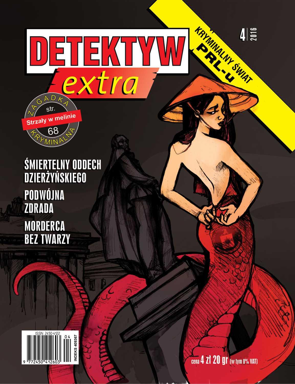 Detektyw Extra 4/2016 - Ebook (Książka PDF) do pobrania w formacie PDF