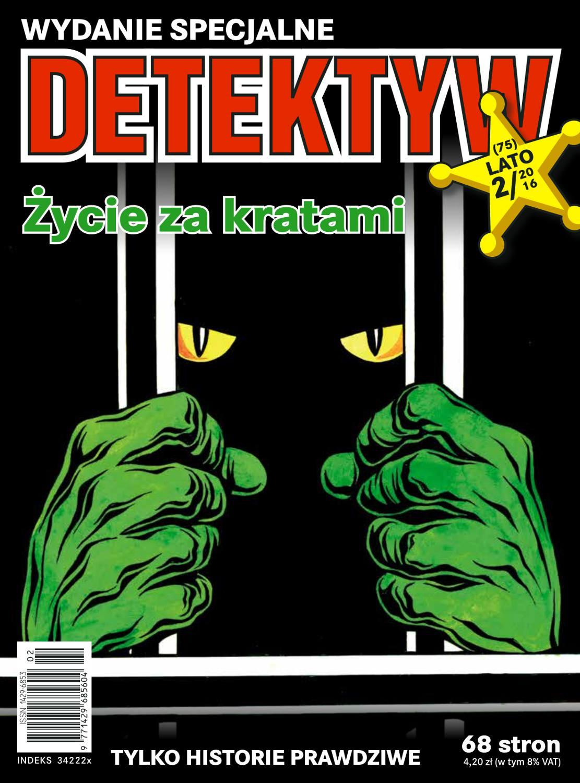 Detektyw - Wydanie Specjalne 2/2016 - Ebook (Książka PDF) do pobrania w formacie PDF