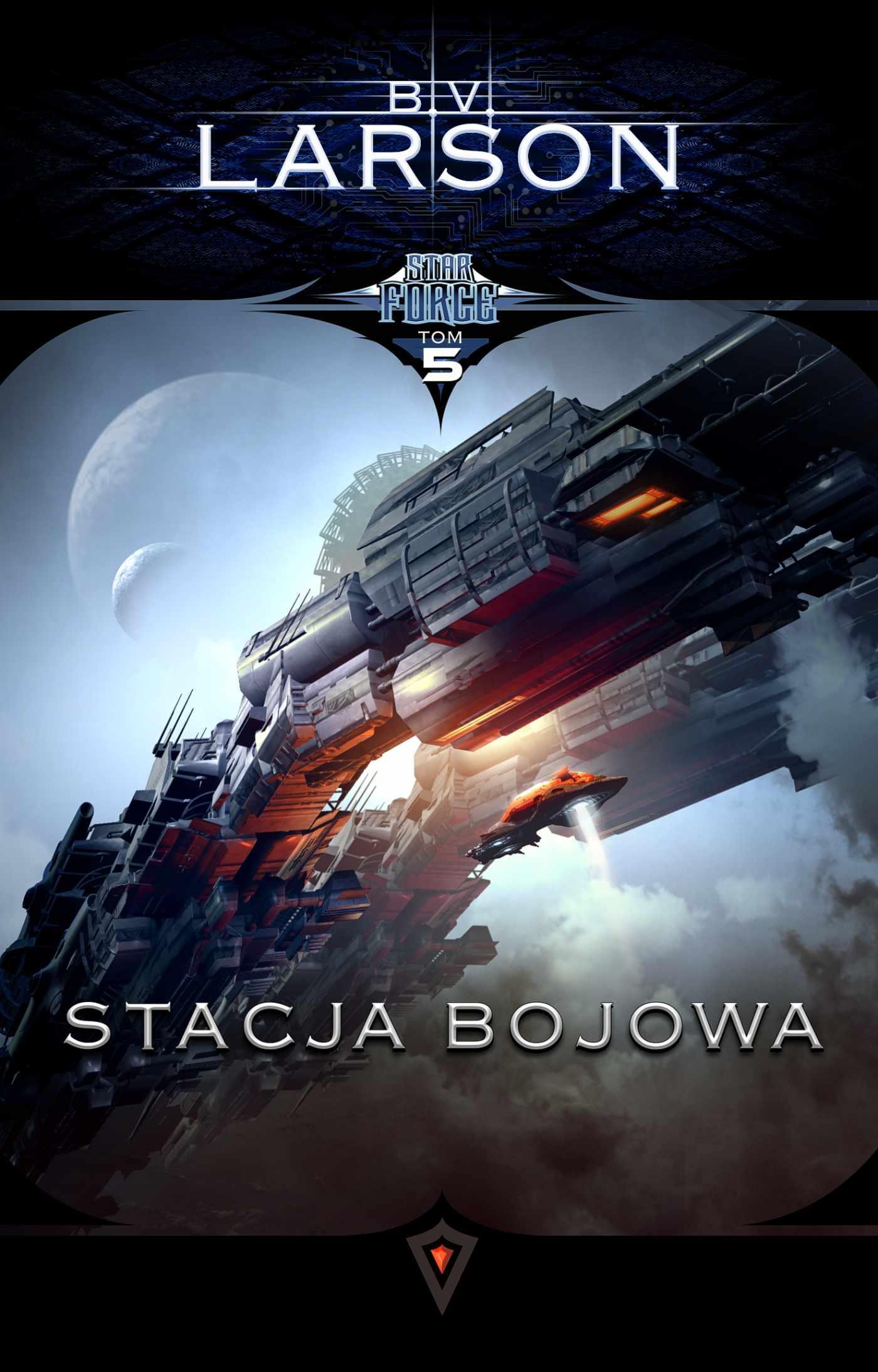 Star Force. Tom 5. Stacja bojowa - Ebook (Książka EPUB) do pobrania w formacie EPUB