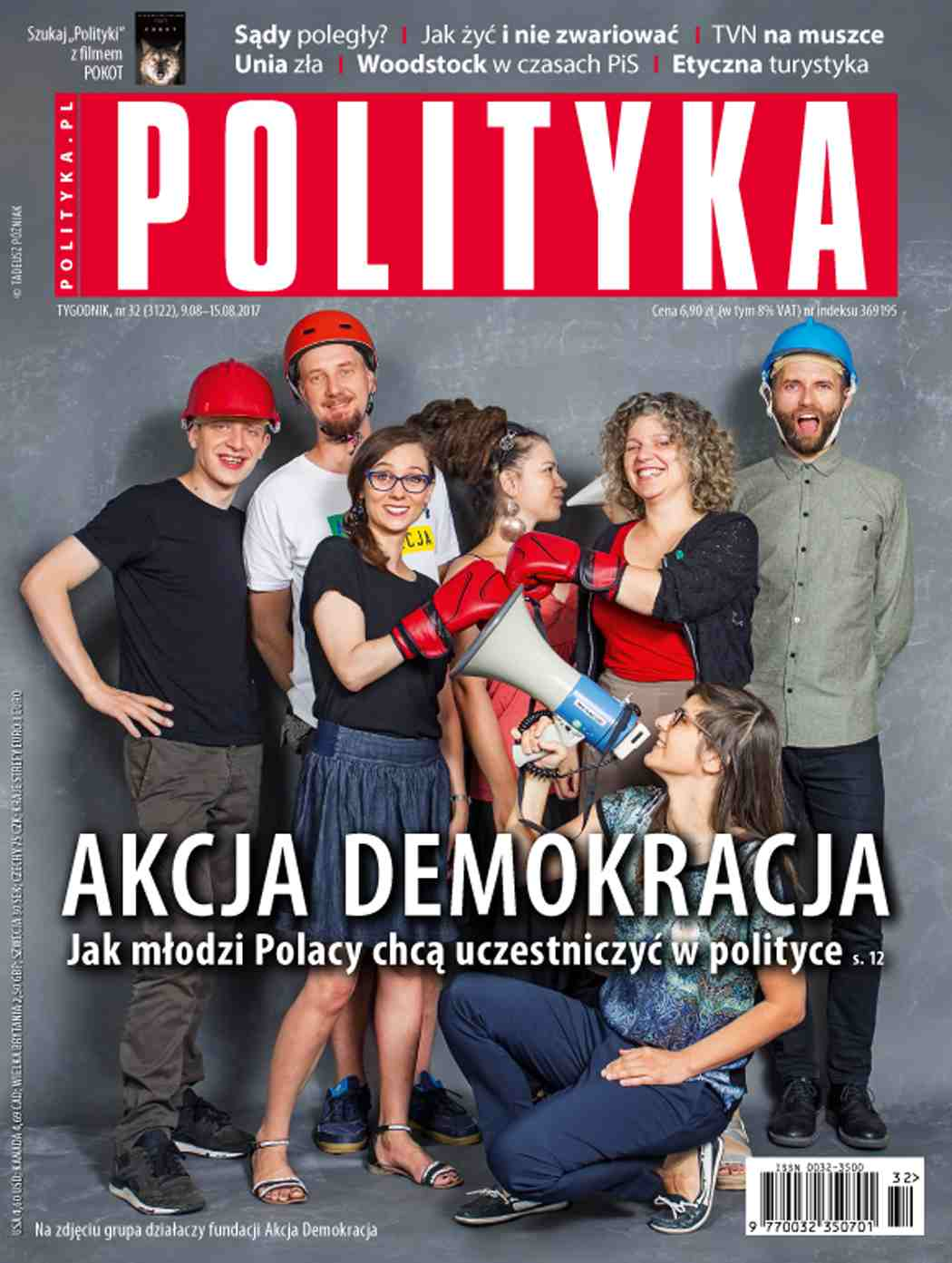Polityka nr 32/2017 - Ebook (Książka PDF) do pobrania w formacie PDF