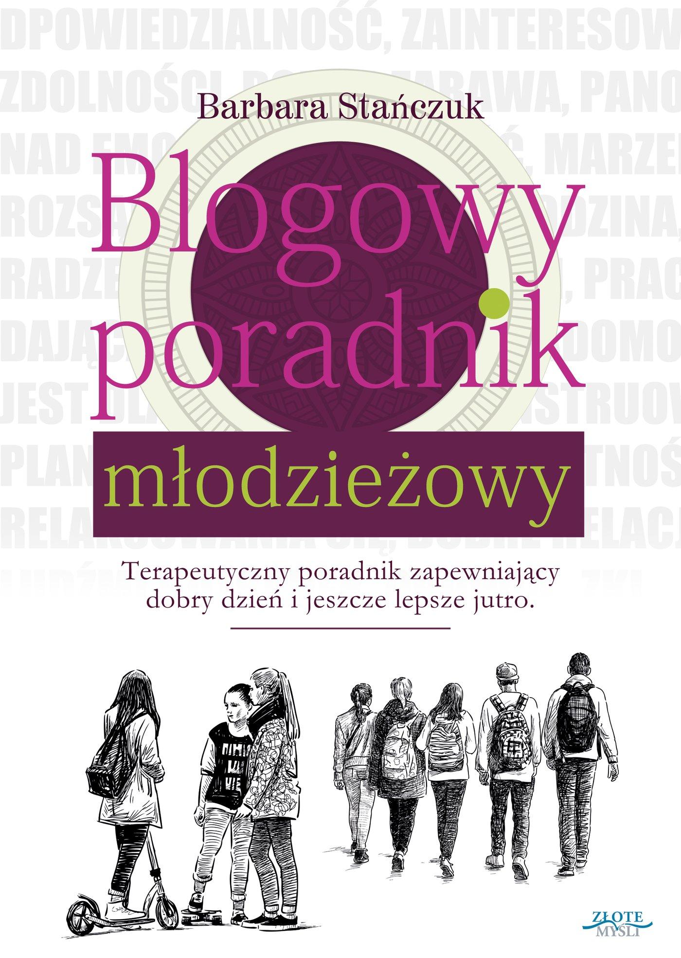 Blogowy poradnik młodzieżowy - Ebook (Książka EPUB) do pobrania w formacie EPUB