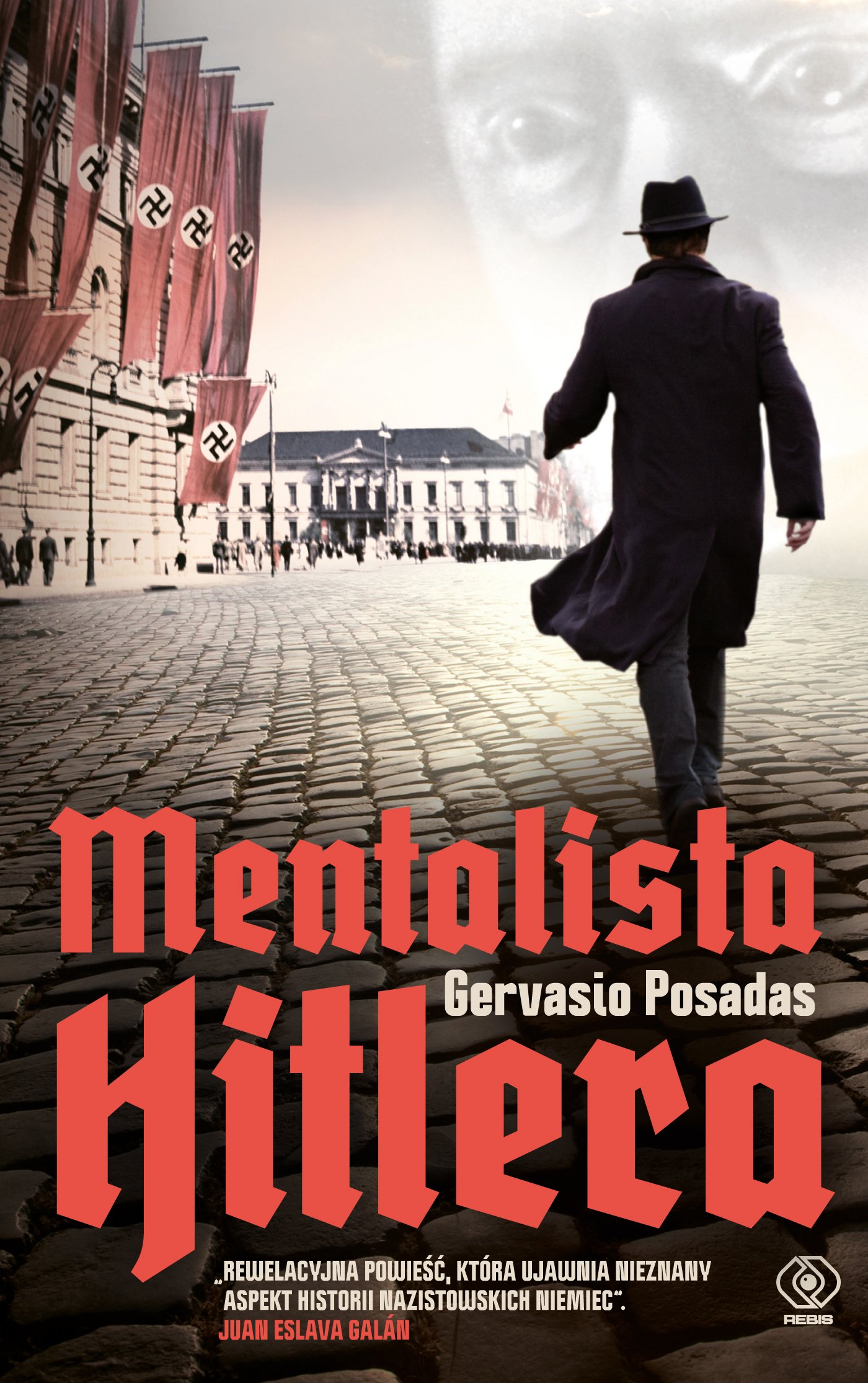Mentalista Hitlera - Ebook (Książka na Kindle) do pobrania w formacie MOBI