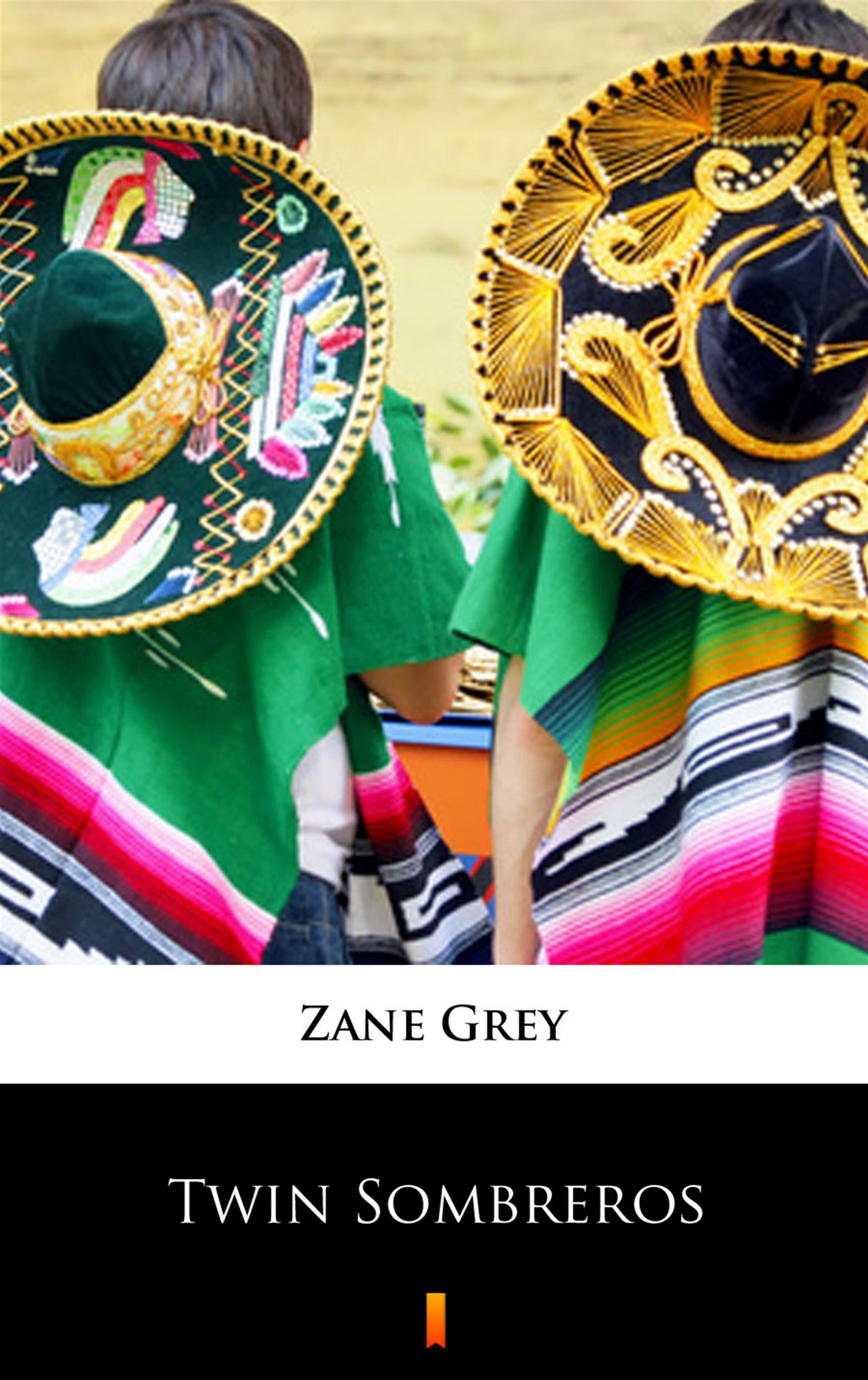 Twin Sombreros - Ebook (Książka na Kindle) do pobrania w formacie MOBI