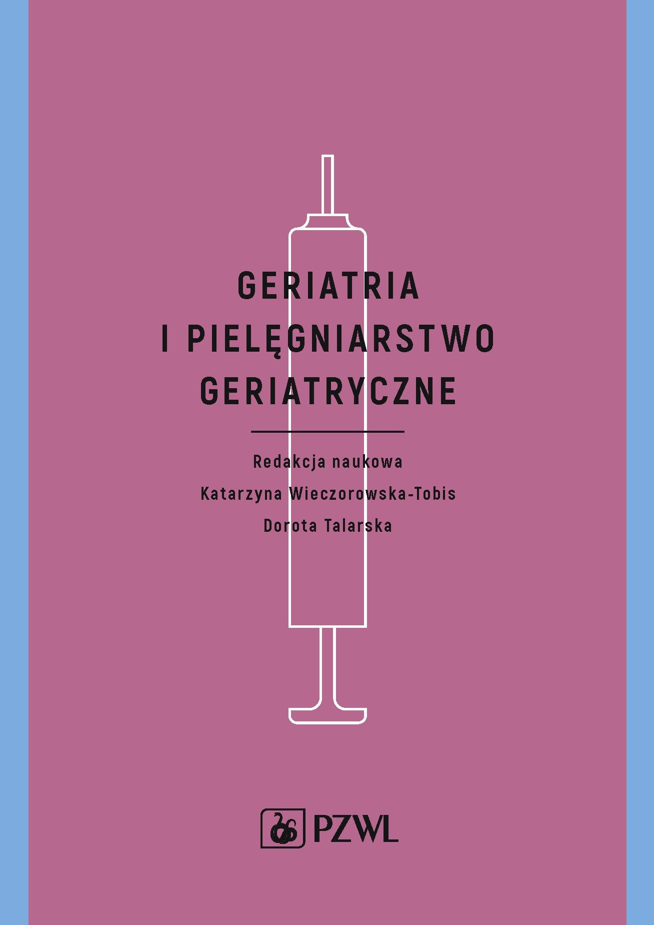Geriatria i pielęgniarstwo geriatryczne - Ebook (Książka na Kindle) do pobrania w formacie MOBI