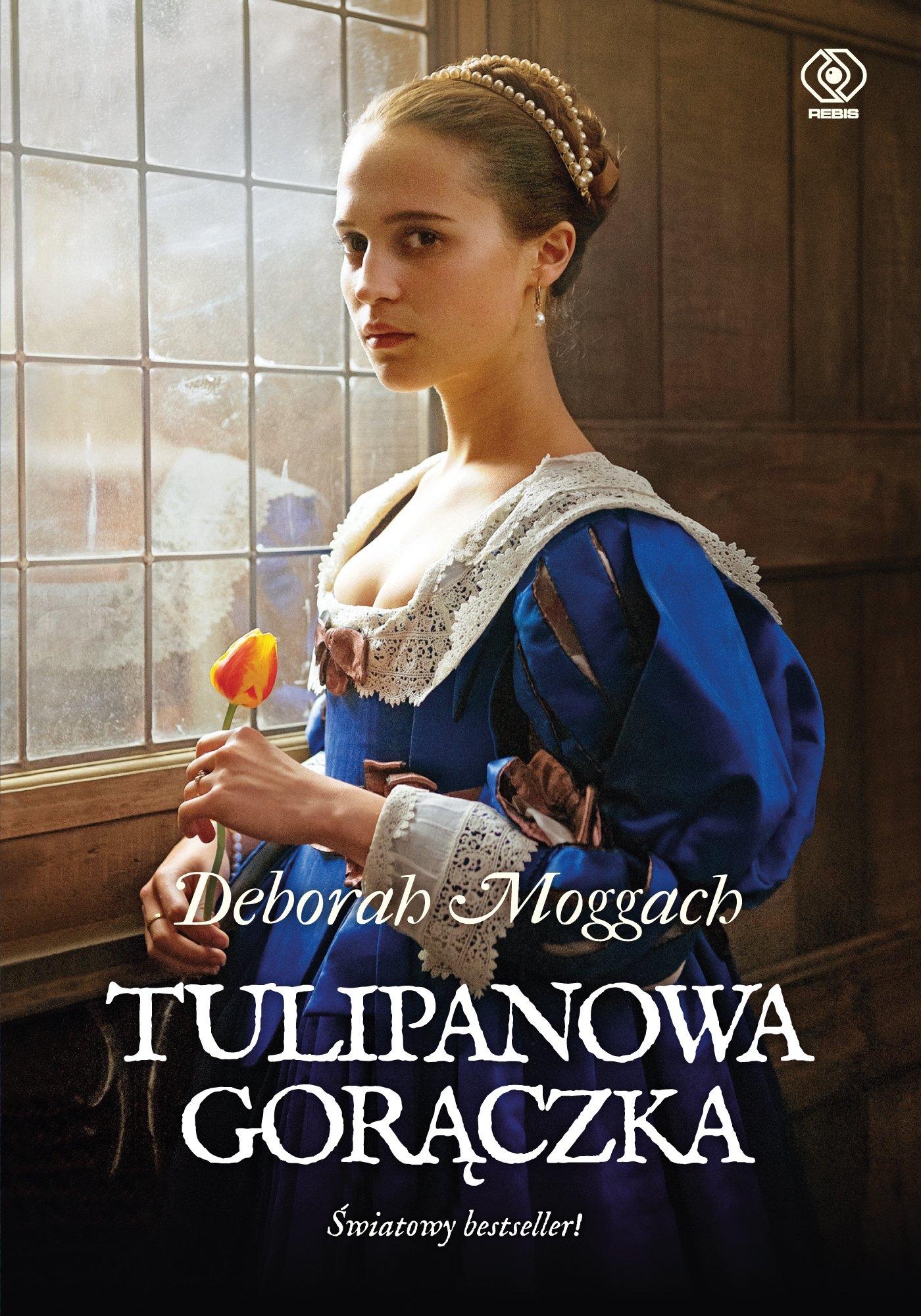 Tulipanowa gorączka - Ebook (Książka na Kindle) do pobrania w formacie MOBI