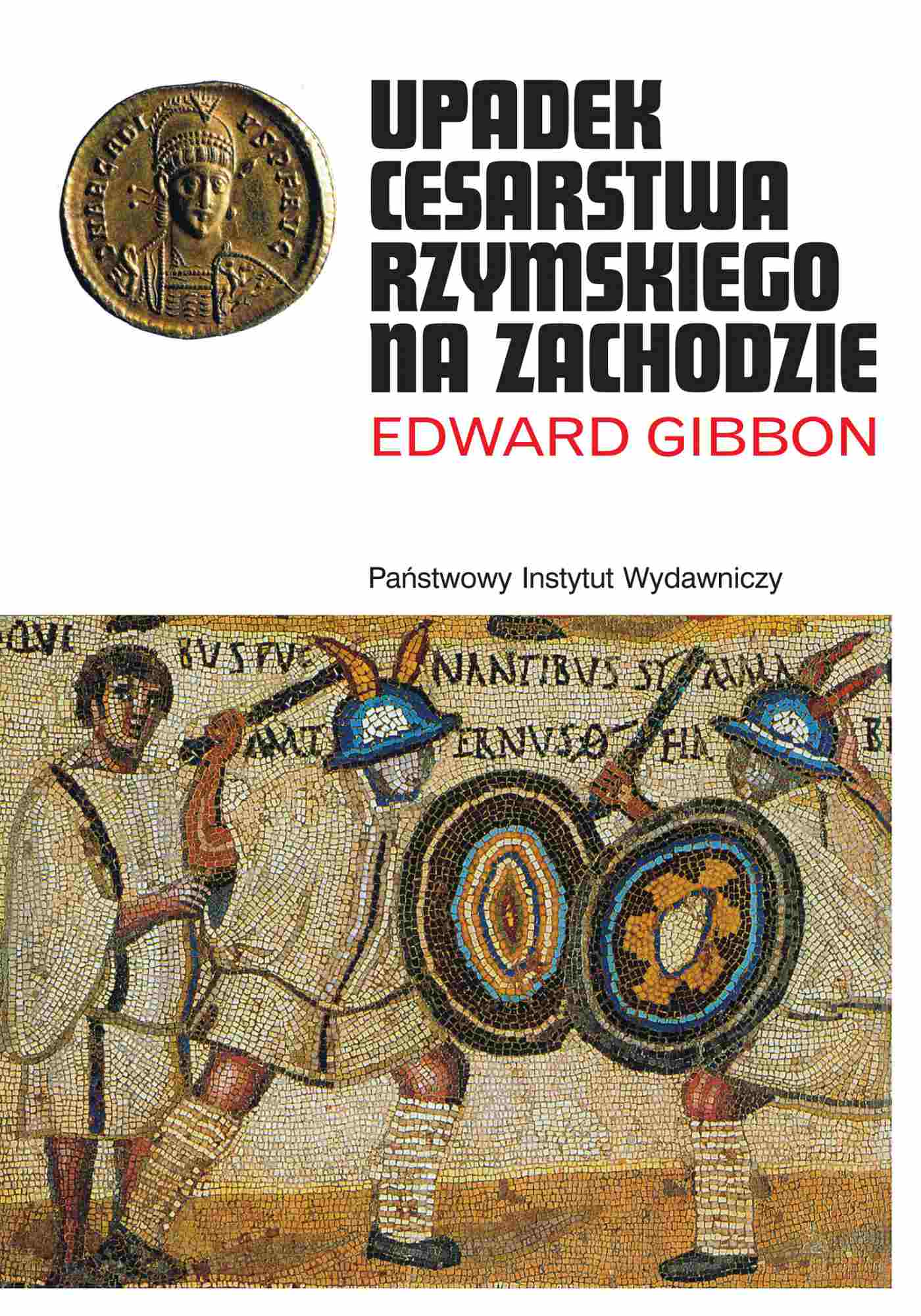 Upadek cesarstwa rzymskiego na Zachodzie - Ebook (Książka EPUB) do pobrania w formacie EPUB