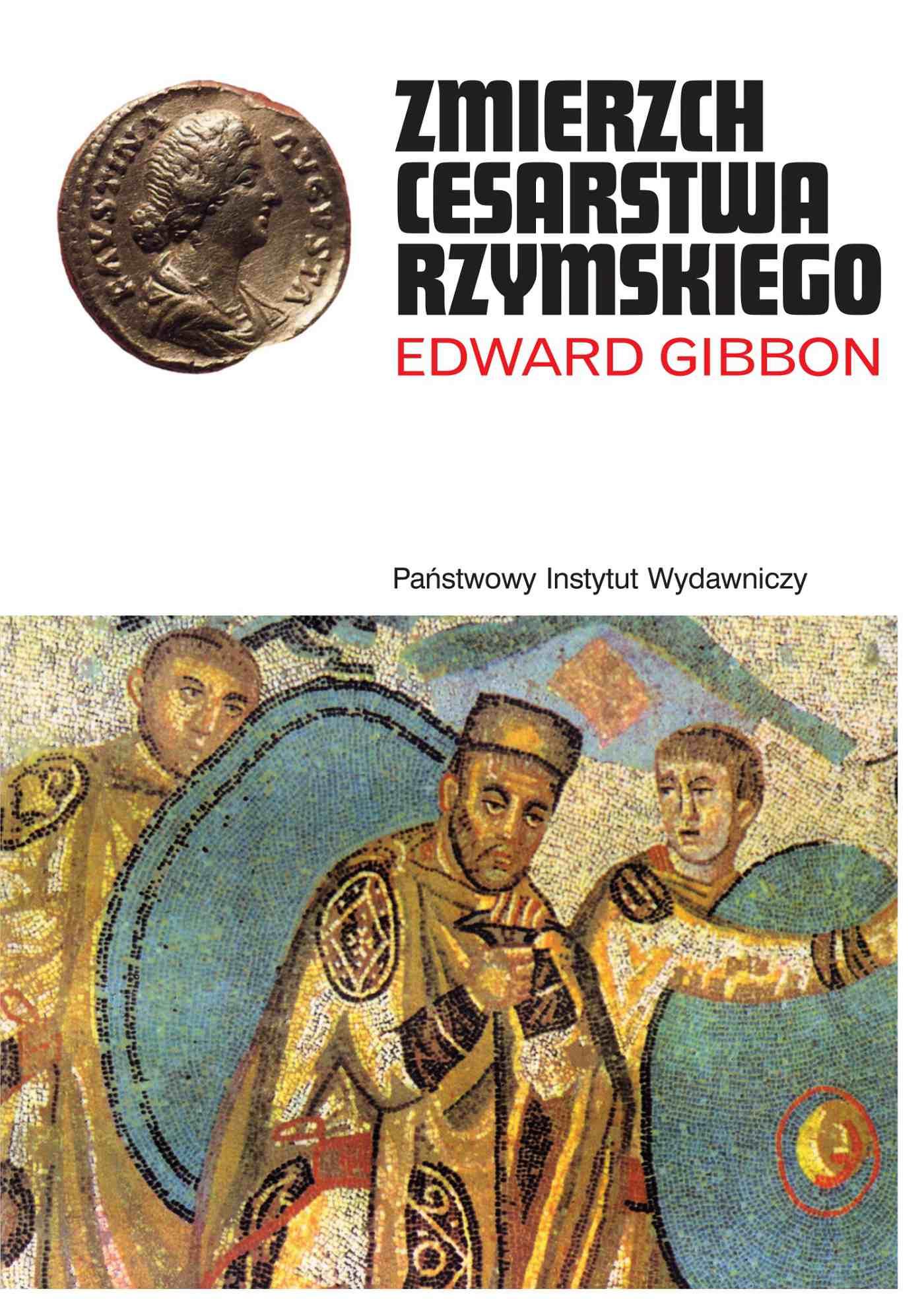 Zmierzch cesarstwa rzymskiego Tom II - Ebook (Książka EPUB) do pobrania w formacie EPUB