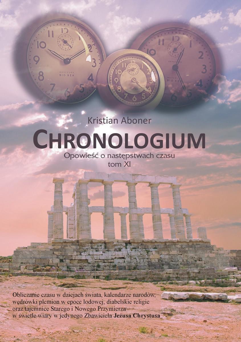 Chronologium. Opowieść o następstwach czasu - Ebook (Książka EPUB) do pobrania w formacie EPUB