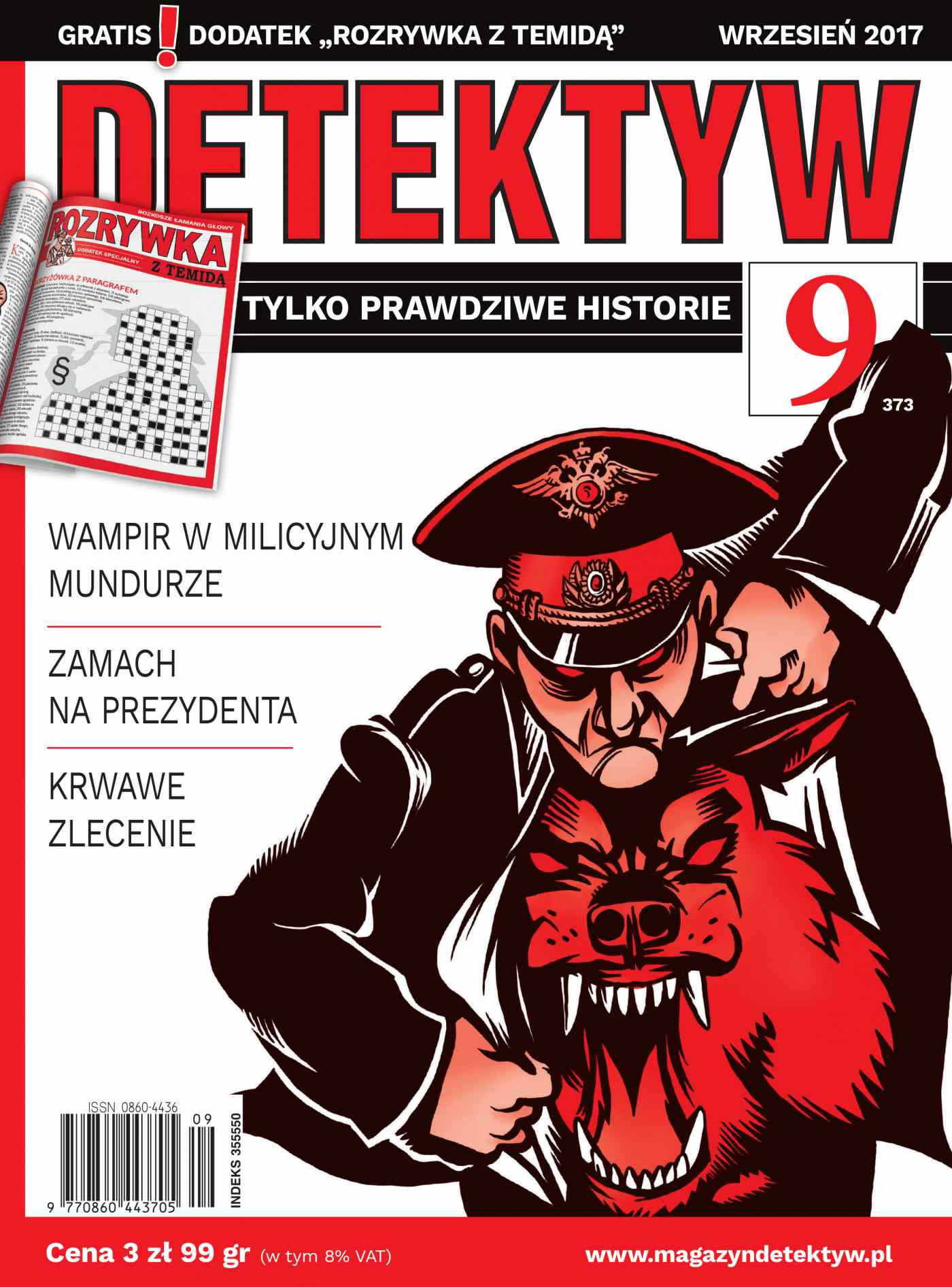 Detektyw 9/2017 - Ebook (Książka PDF) do pobrania w formacie PDF