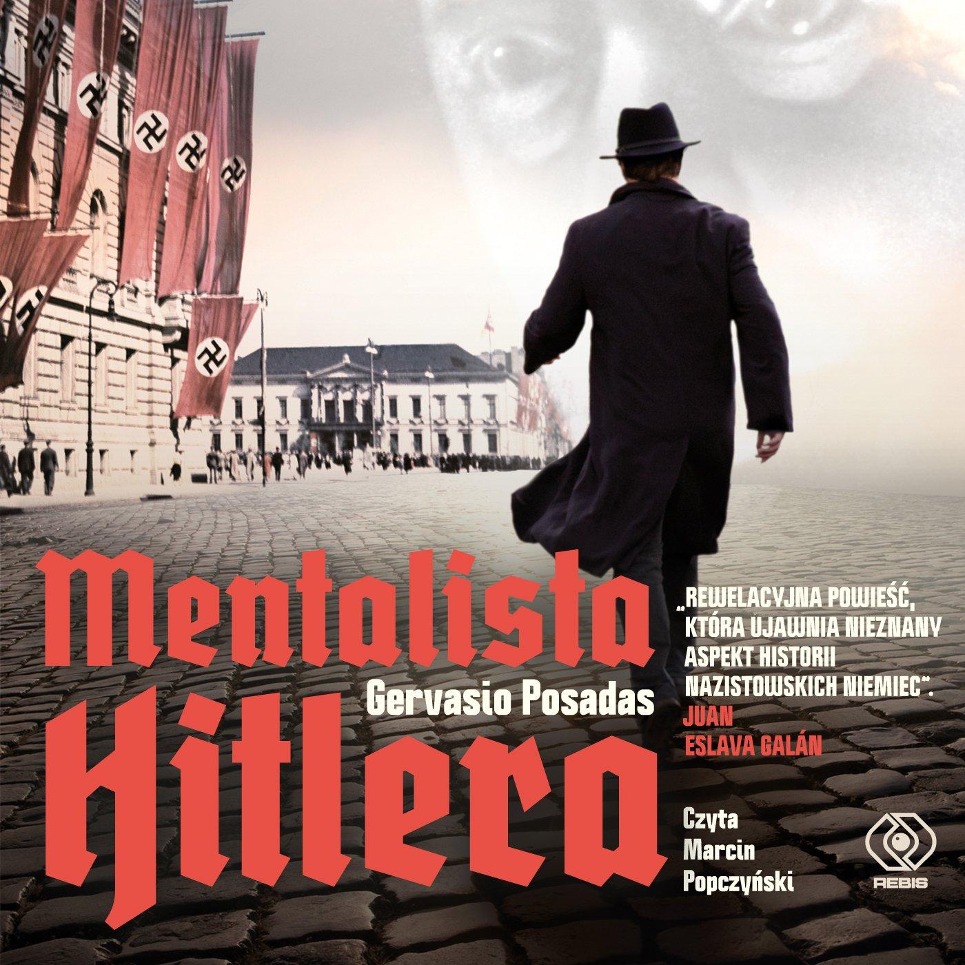 Mentalista Hitlera - Audiobook (Książka audio MP3) do pobrania w całości w archiwum ZIP