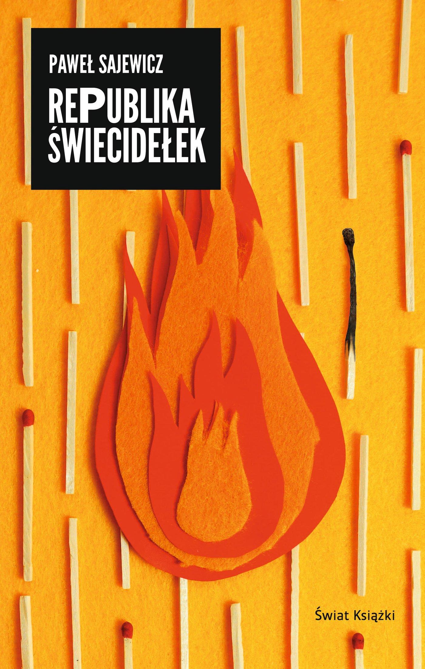 Republika świecidełek - Ebook (Książka na Kindle) do pobrania w formacie MOBI
