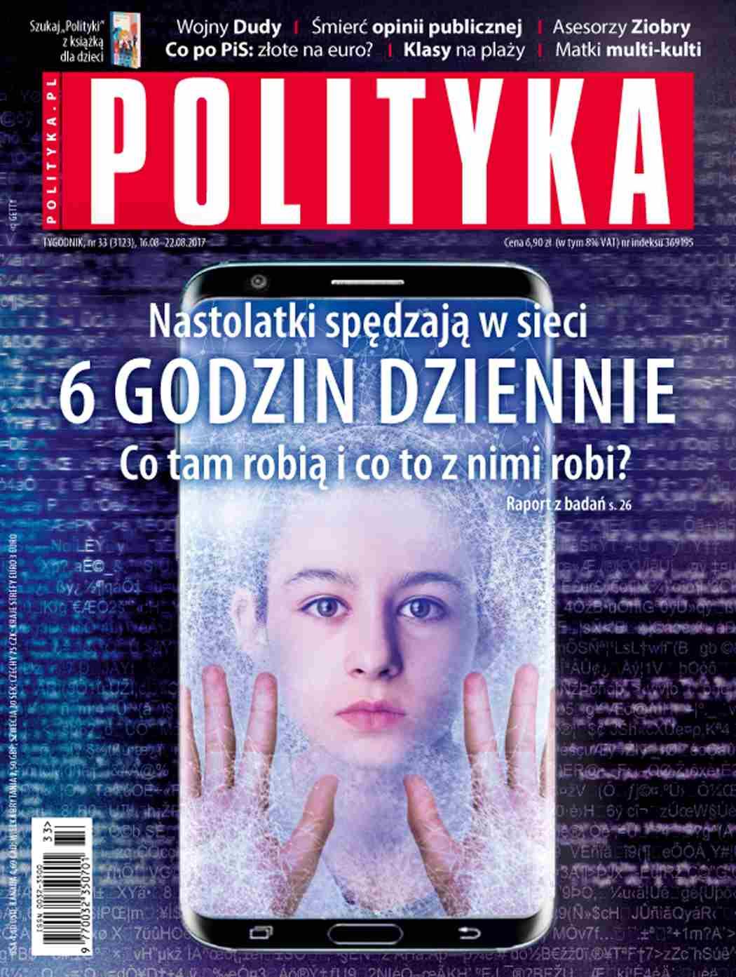 Polityka nr 33/2017 - Ebook (Książka PDF) do pobrania w formacie PDF
