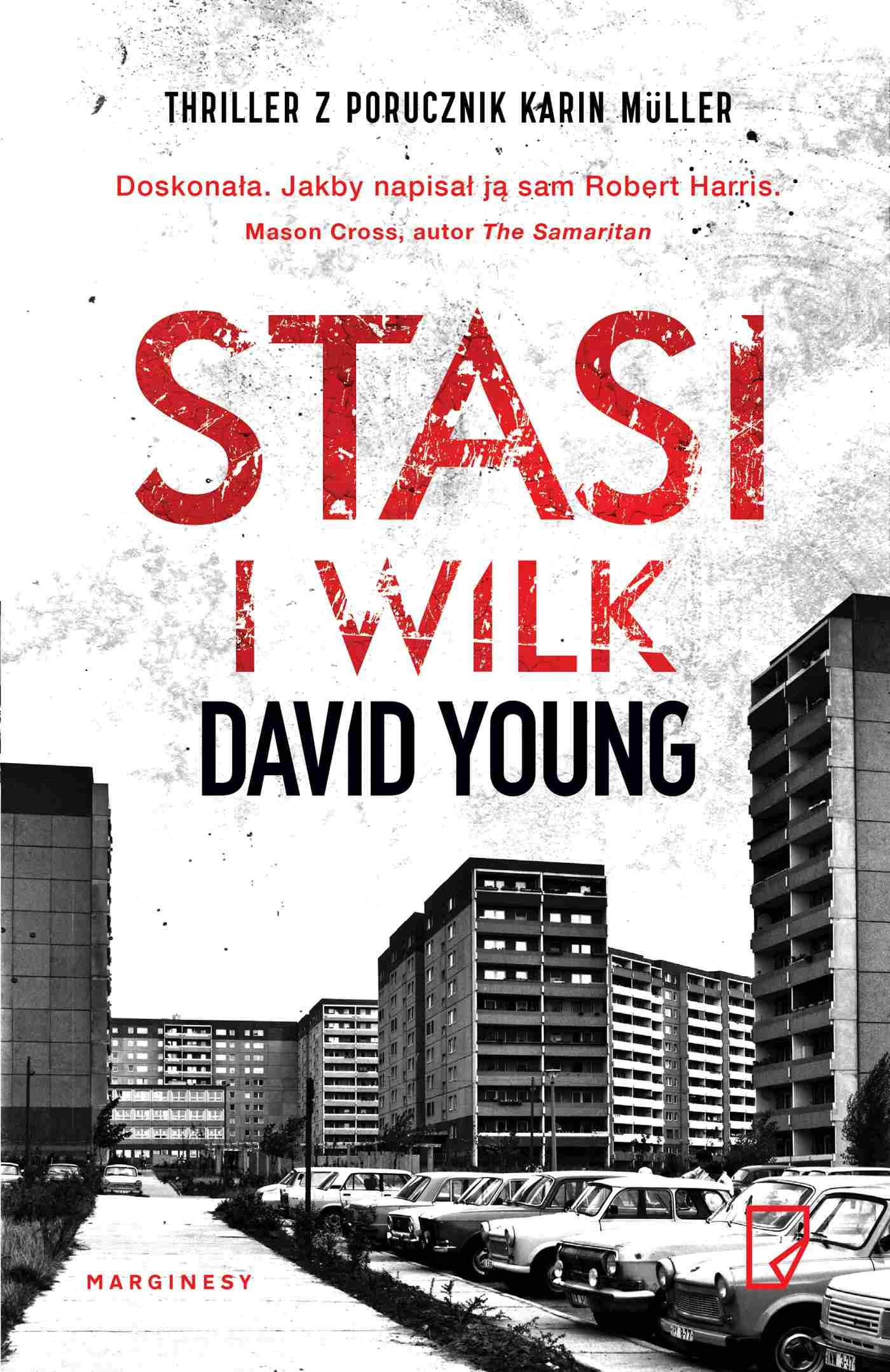 Stasi i wilk - Ebook (Książka EPUB) do pobrania w formacie EPUB