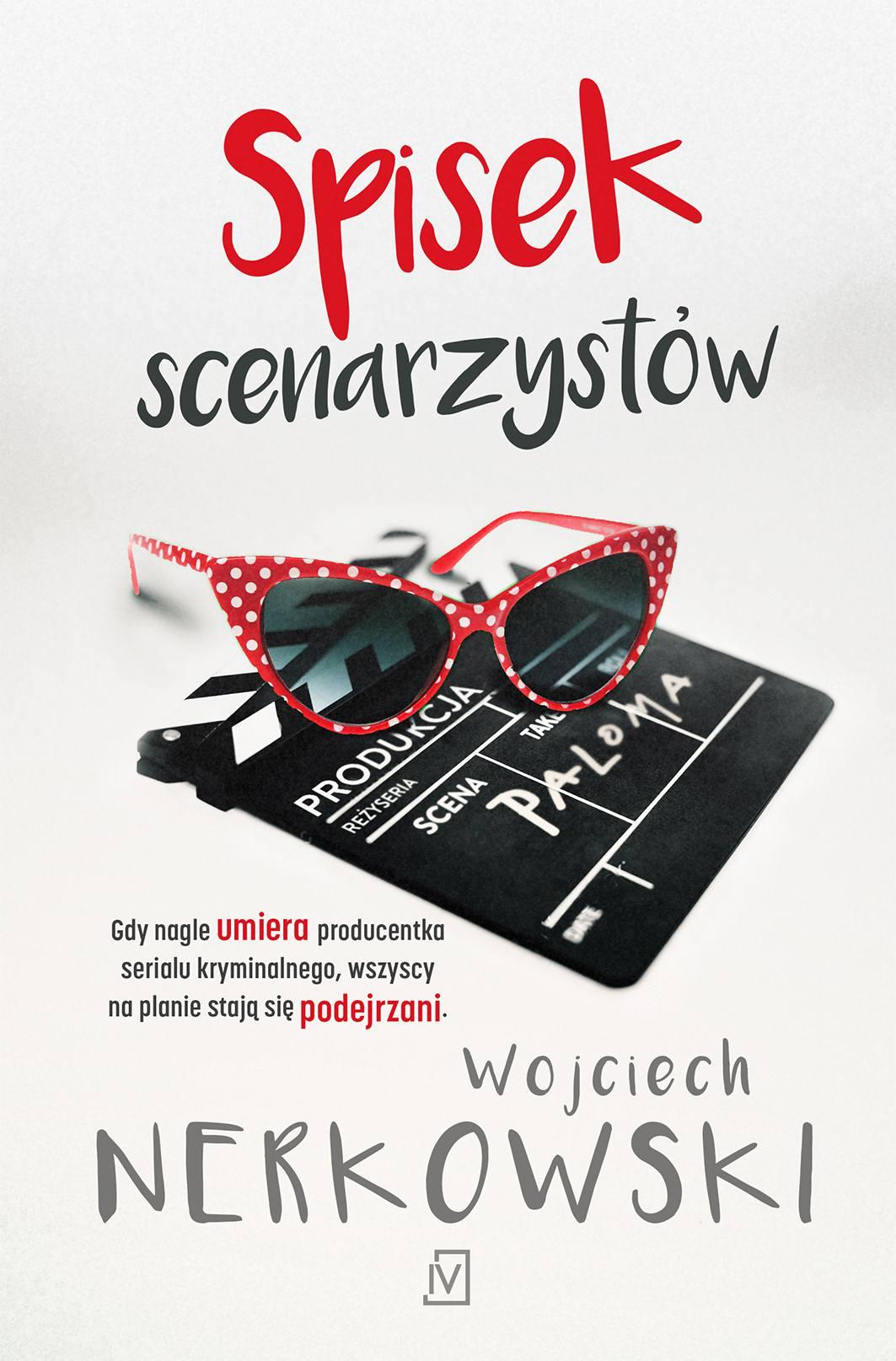 Spisek scenarzystów - Ebook (Książka EPUB) do pobrania w formacie EPUB