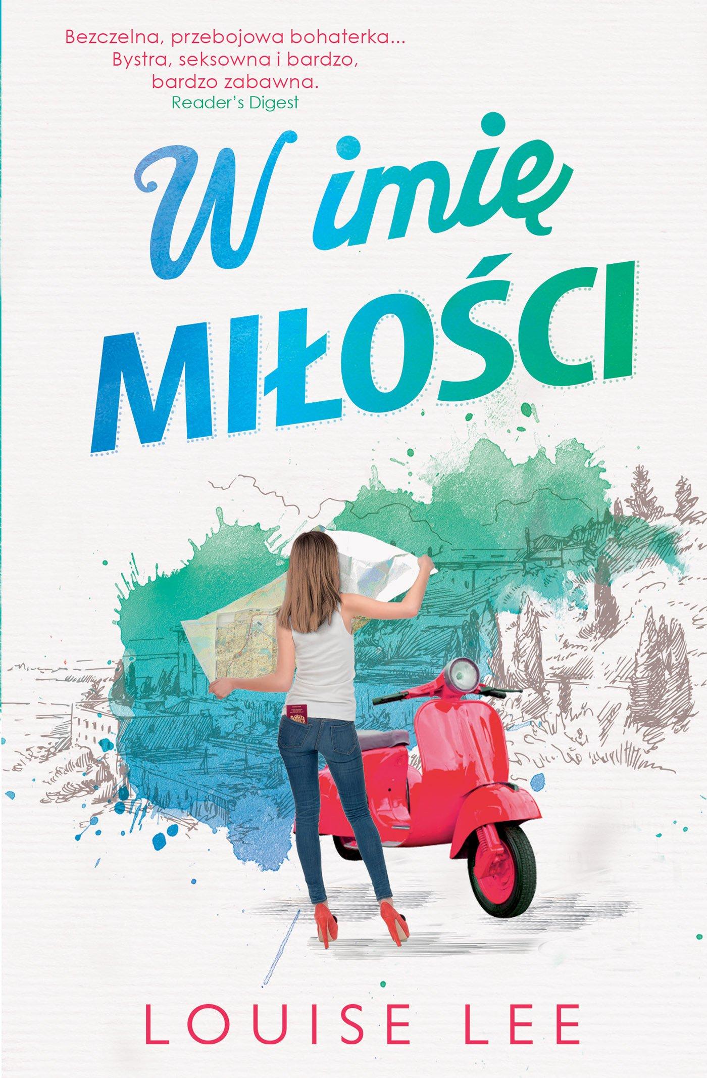 W imię miłości - Ebook (Książka na Kindle) do pobrania w formacie MOBI
