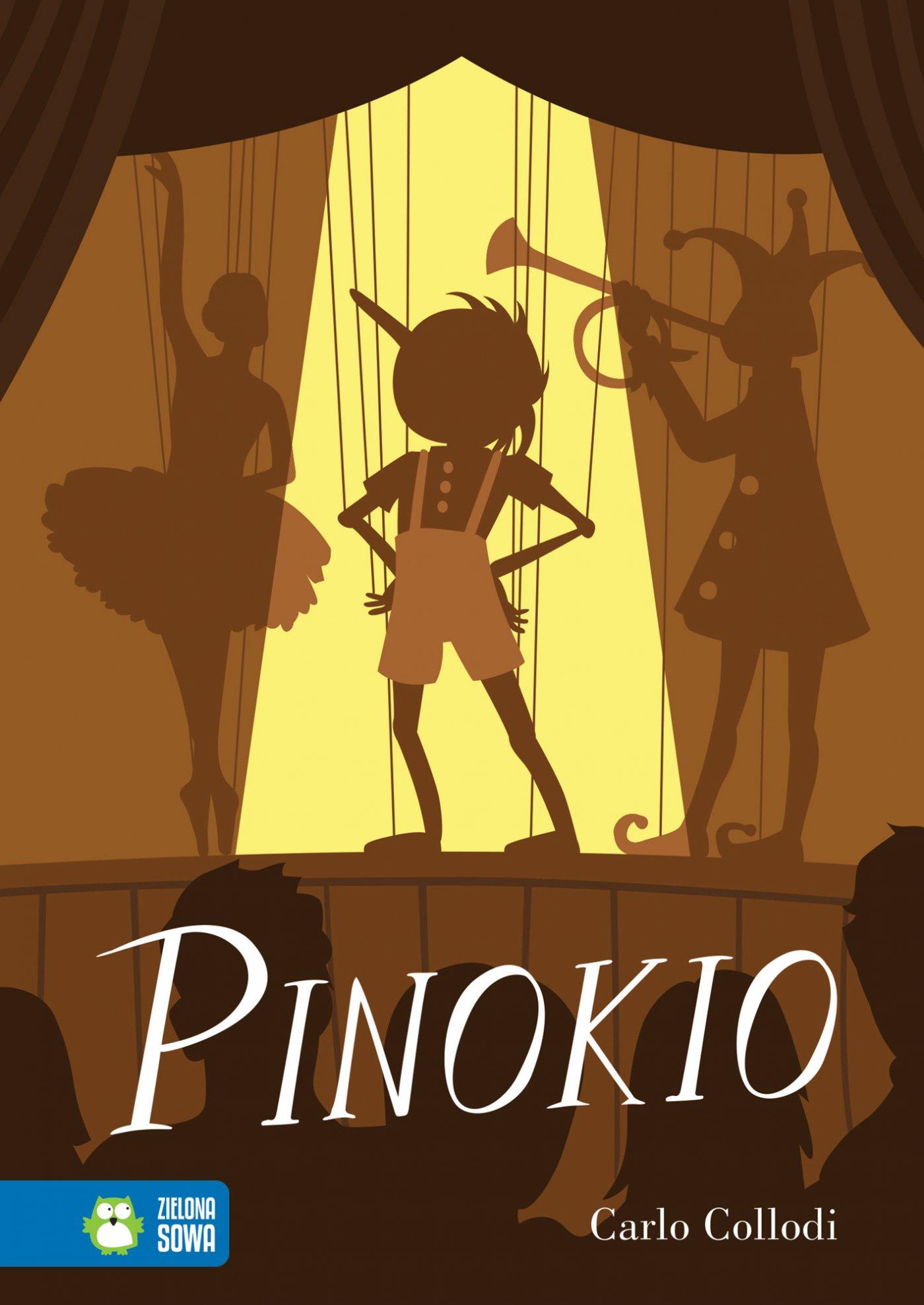 Pinokio. Literatura klasyczna - Ebook (Książka na Kindle) do pobrania w formacie MOBI