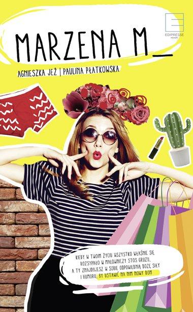 Marzena M - Ebook (Książka EPUB) do pobrania w formacie EPUB