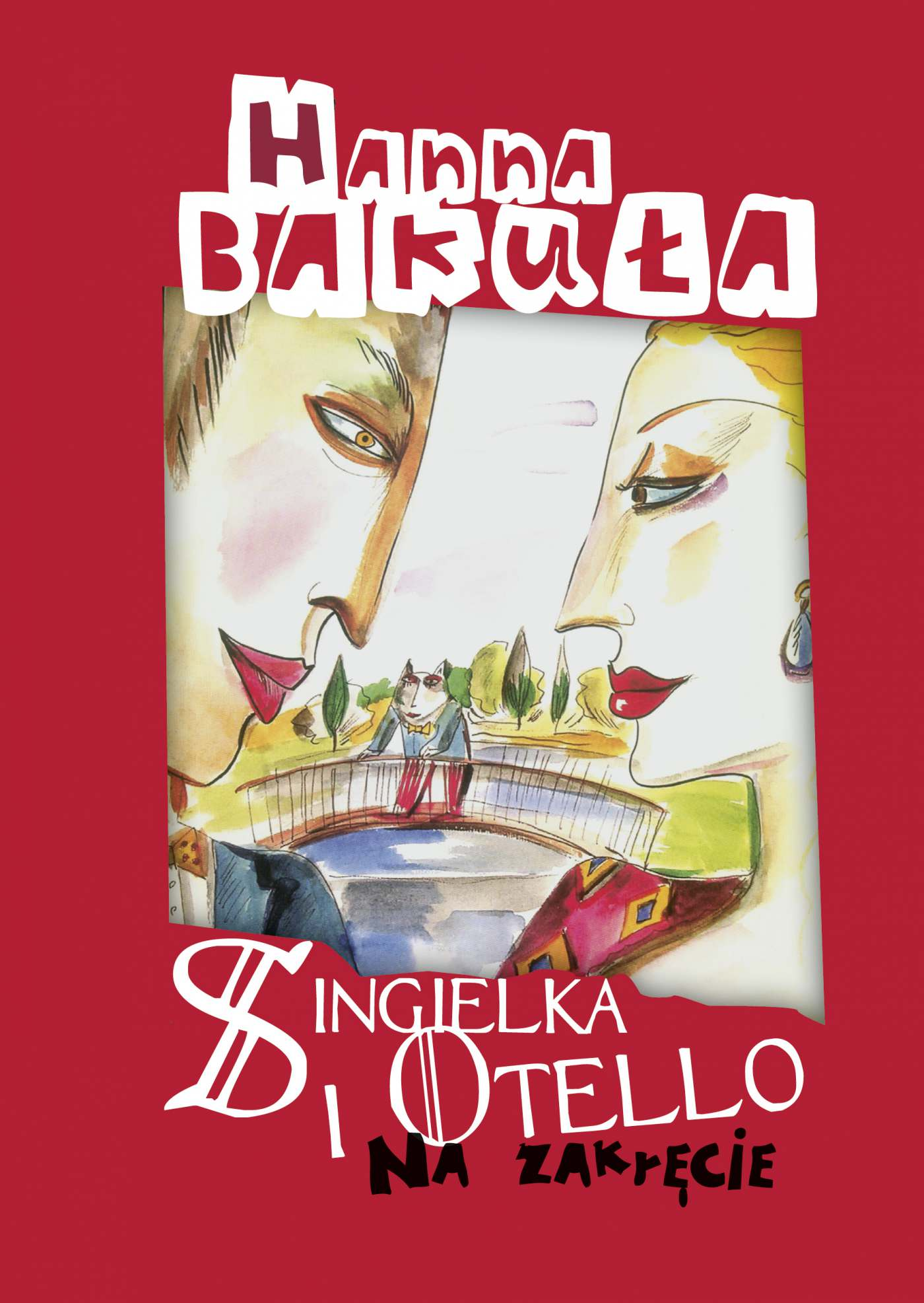 Singielka i Otello - Ebook (Książka EPUB) do pobrania w formacie EPUB