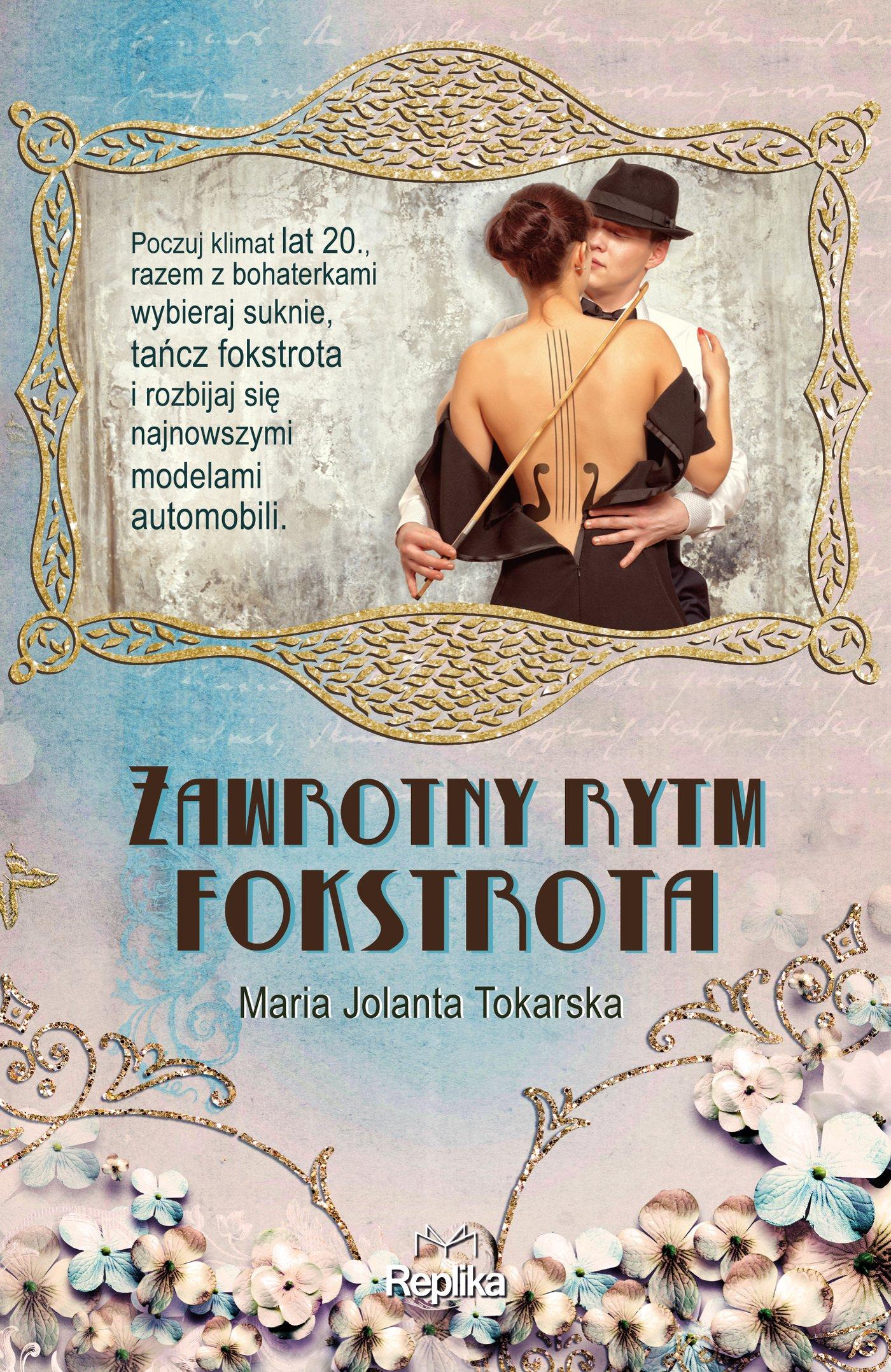 Zawrotny rytm fokstrota - Ebook (Książka na Kindle) do pobrania w formacie MOBI