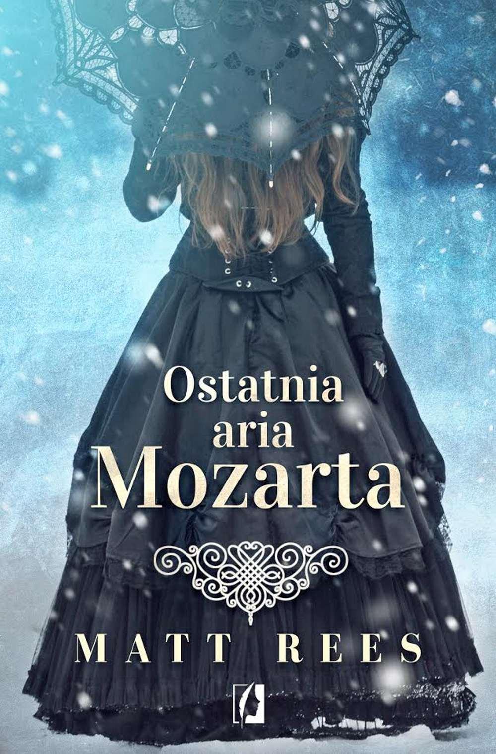Ostatnia aria Mozarta - Ebook (Książka na Kindle) do pobrania w formacie MOBI