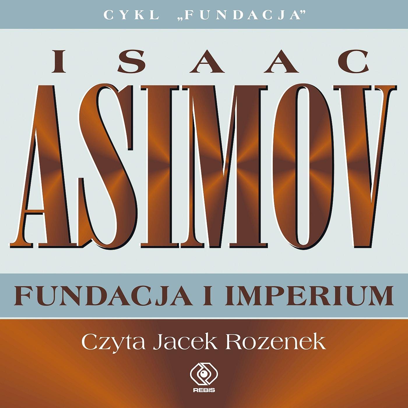 Fundacja i Imperium - Audiobook (Książka audio MP3) do pobrania w całości w archiwum ZIP