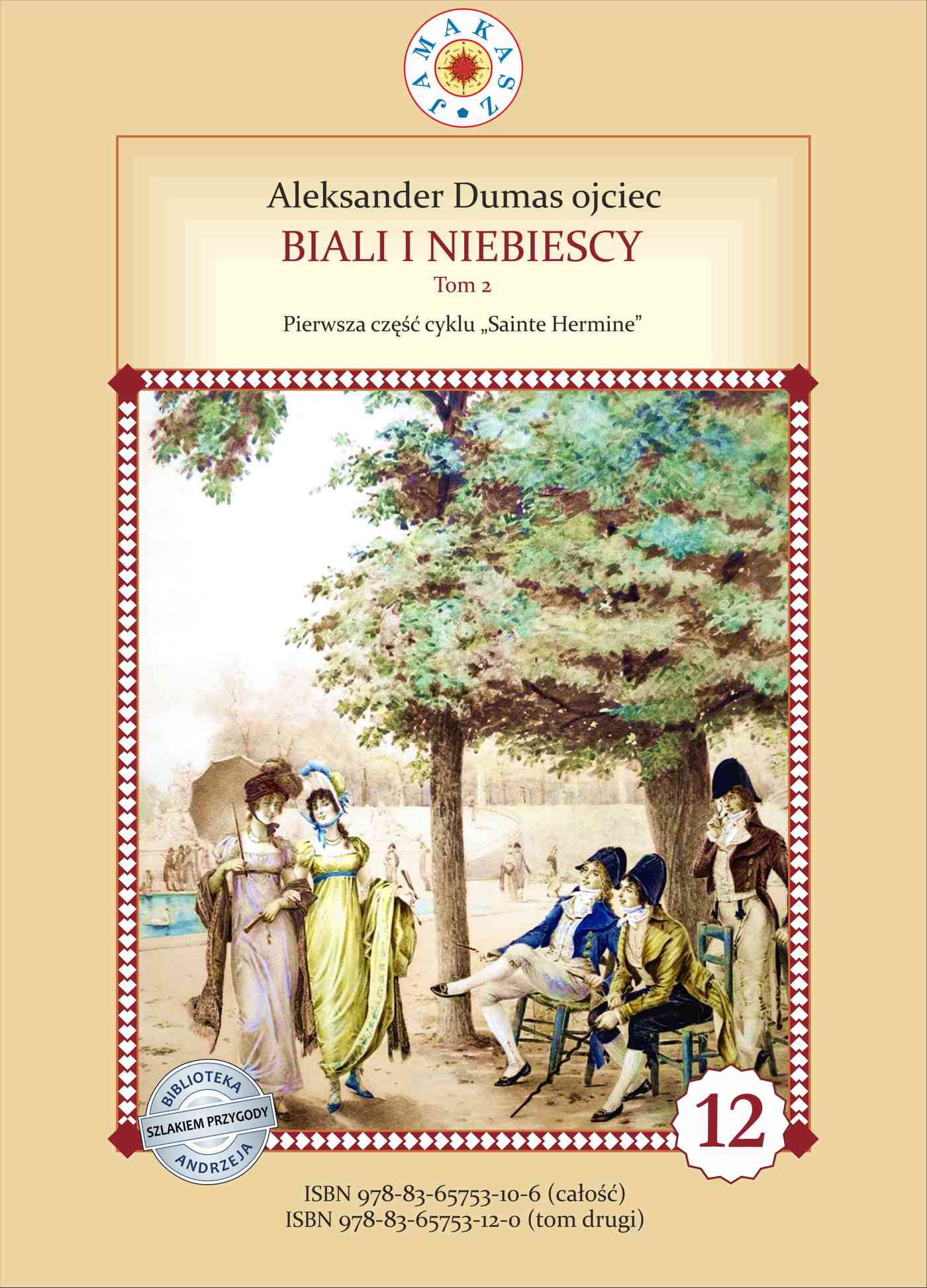 Biali i Niebiescy. Tom 2. Pierwsze pełne tłumaczenie - Ebook (Książka PDF) do pobrania w formacie PDF