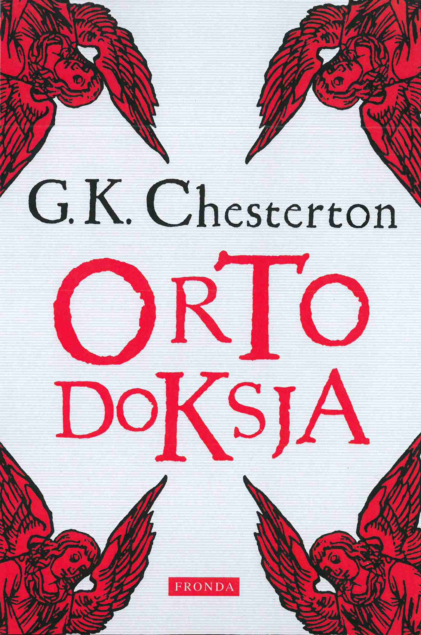 Ortodoksja - Ebook (Książka PDF) do pobrania w formacie PDF