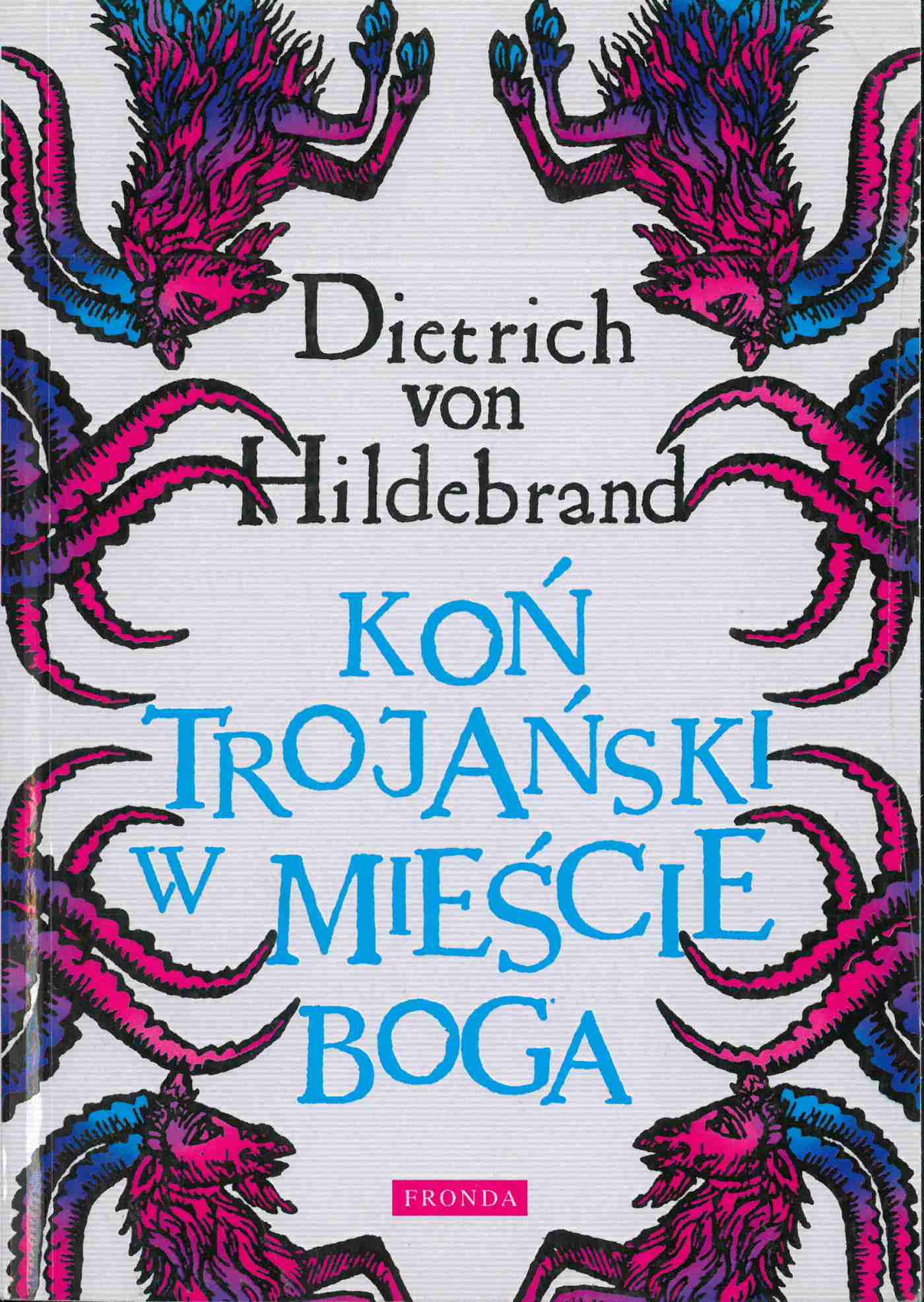 Koń Trojański w mieście Boga - Ebook (Książka PDF) do pobrania w formacie PDF