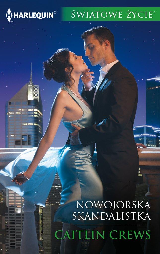 Nowojorska skandalistka - Ebook (Książka na Kindle) do pobrania w formacie MOBI